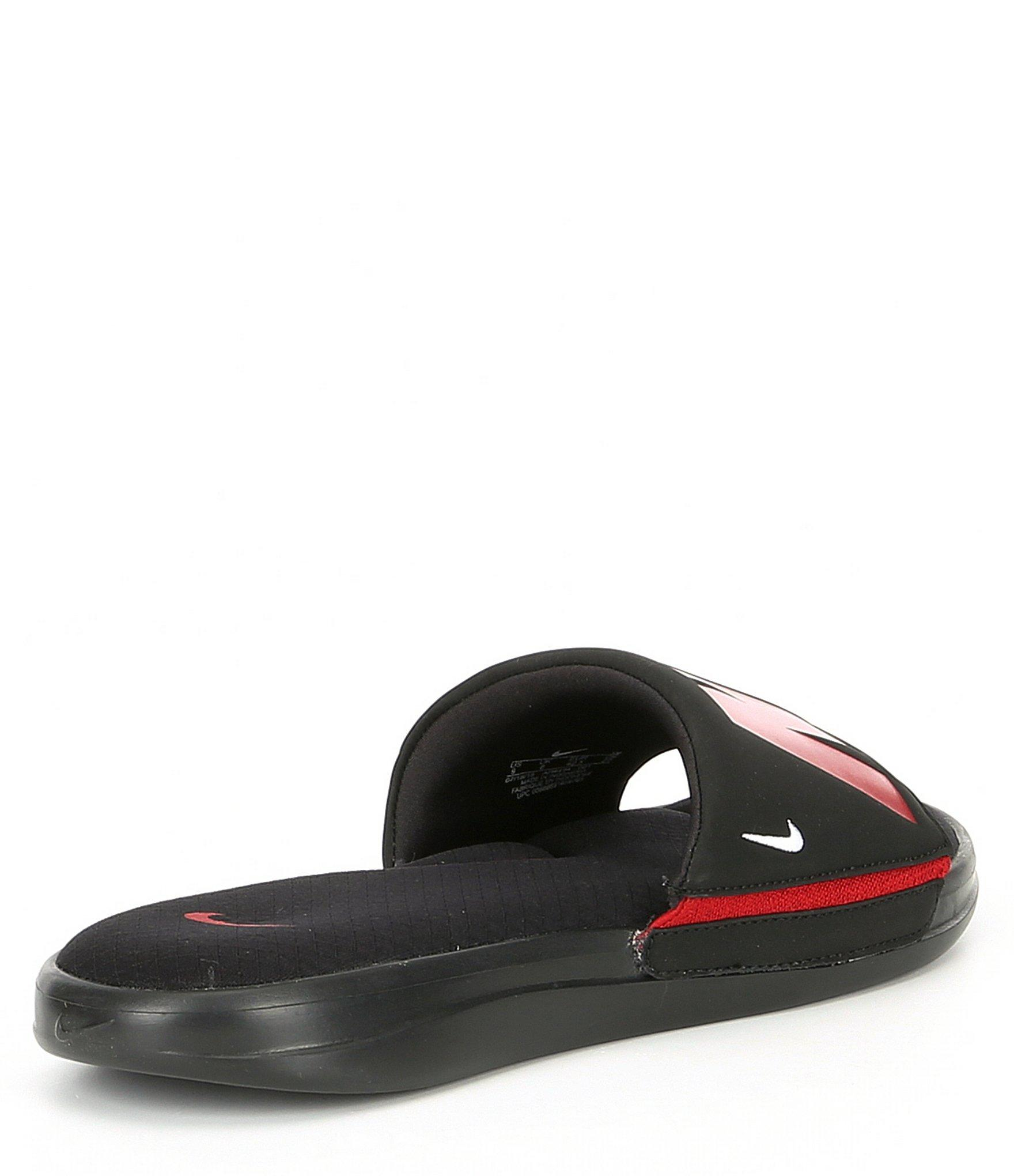 5ea0a9e02925 Nike Ultra Comfort 3 Slide Sandal in Black for Men - Lyst