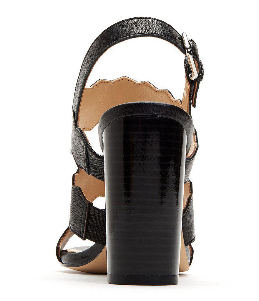 The Amelia Slingback Block Heel Dress Sandals mJMiMXEgqr