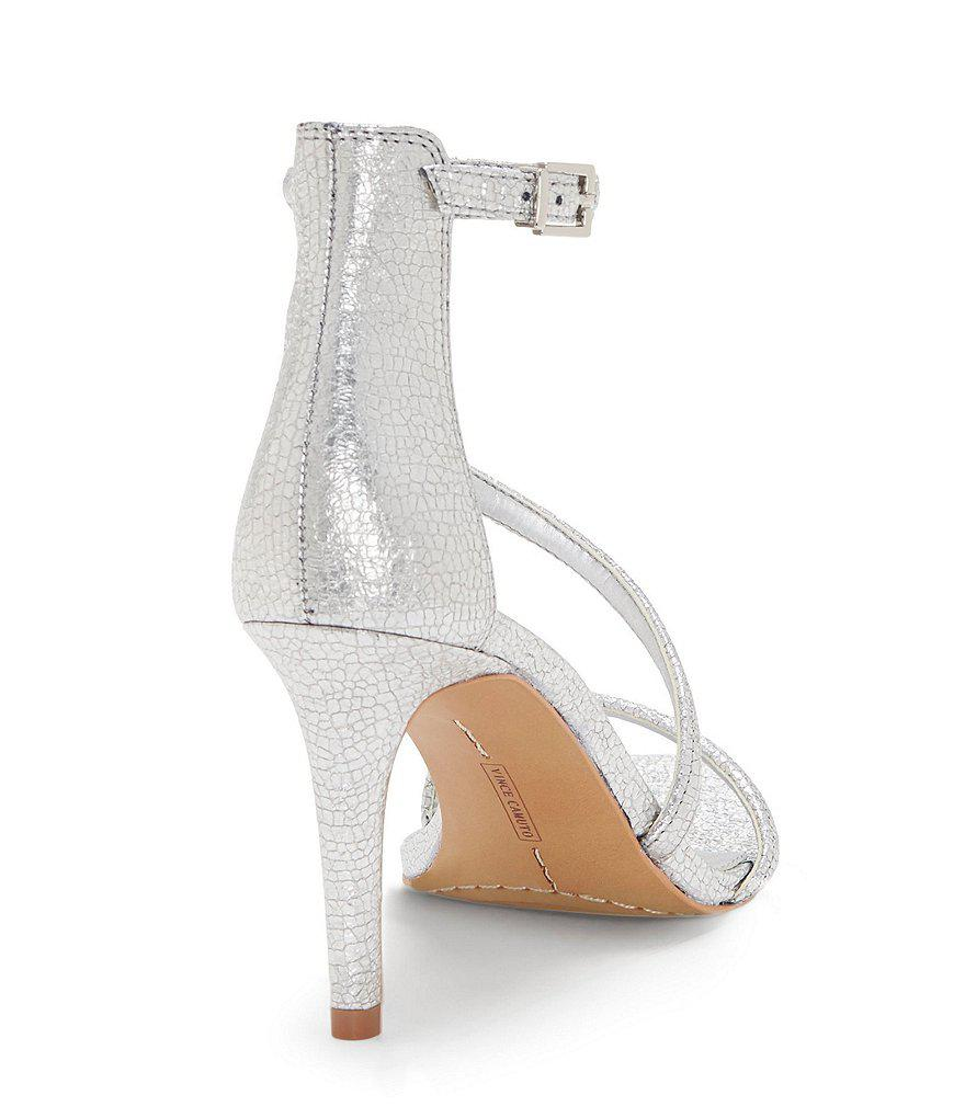 Careleen Strappy Ankle Strap Dress Sandals OF8UxwJd4