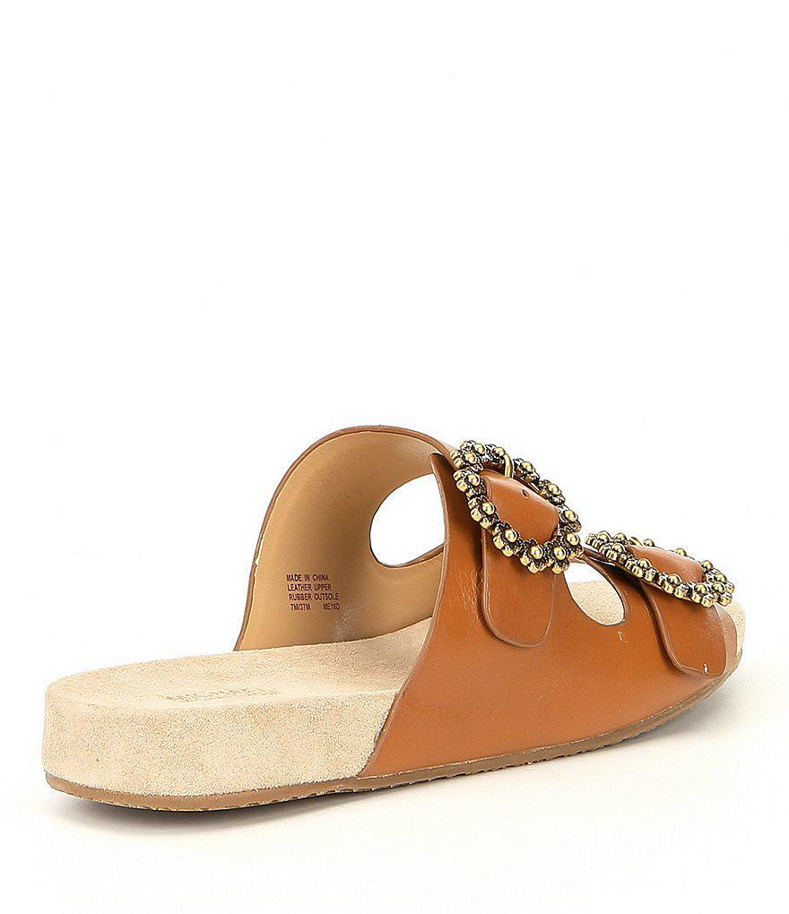 MICHAEL Michael Kors Ryder Slide Sandals axp1kwUu