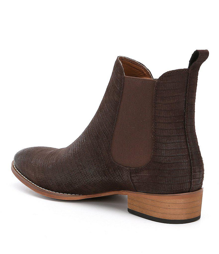 031cc002b98 Lyst - Steve Madden Men s Paterson Chelsea Boots in Brown for Men