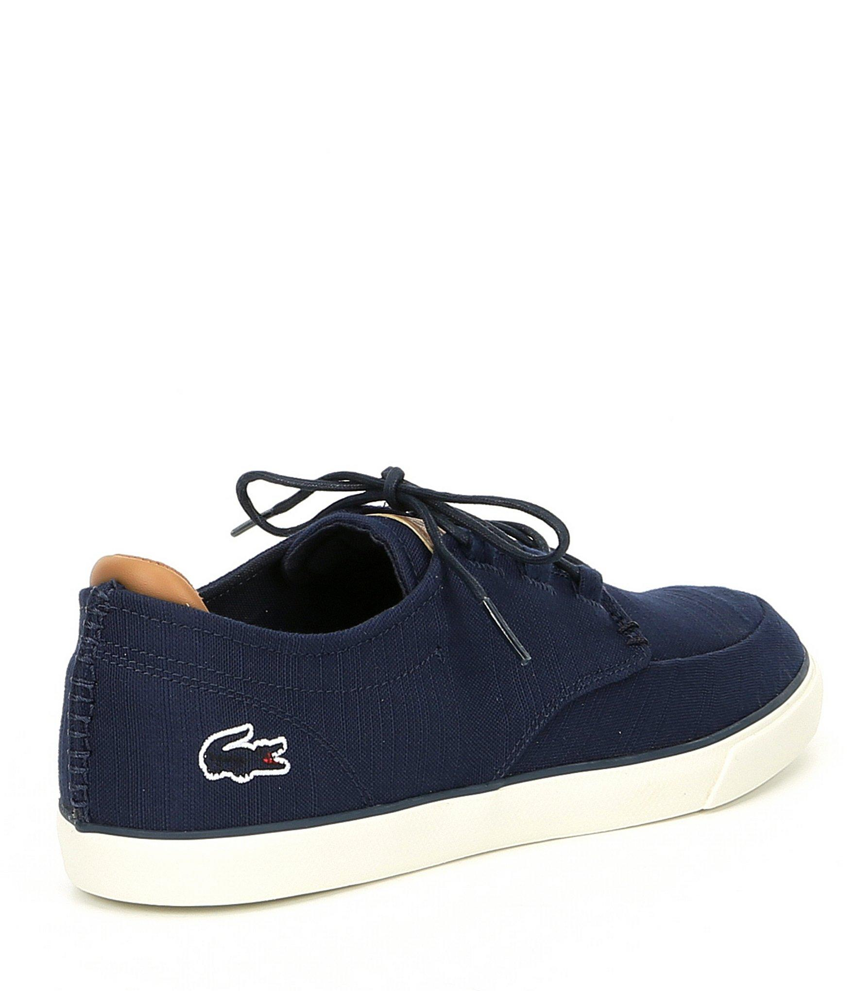 3c8e4d750 Lacoste - Blue Men s Esparre Sneaker for Men - Lyst. View fullscreen