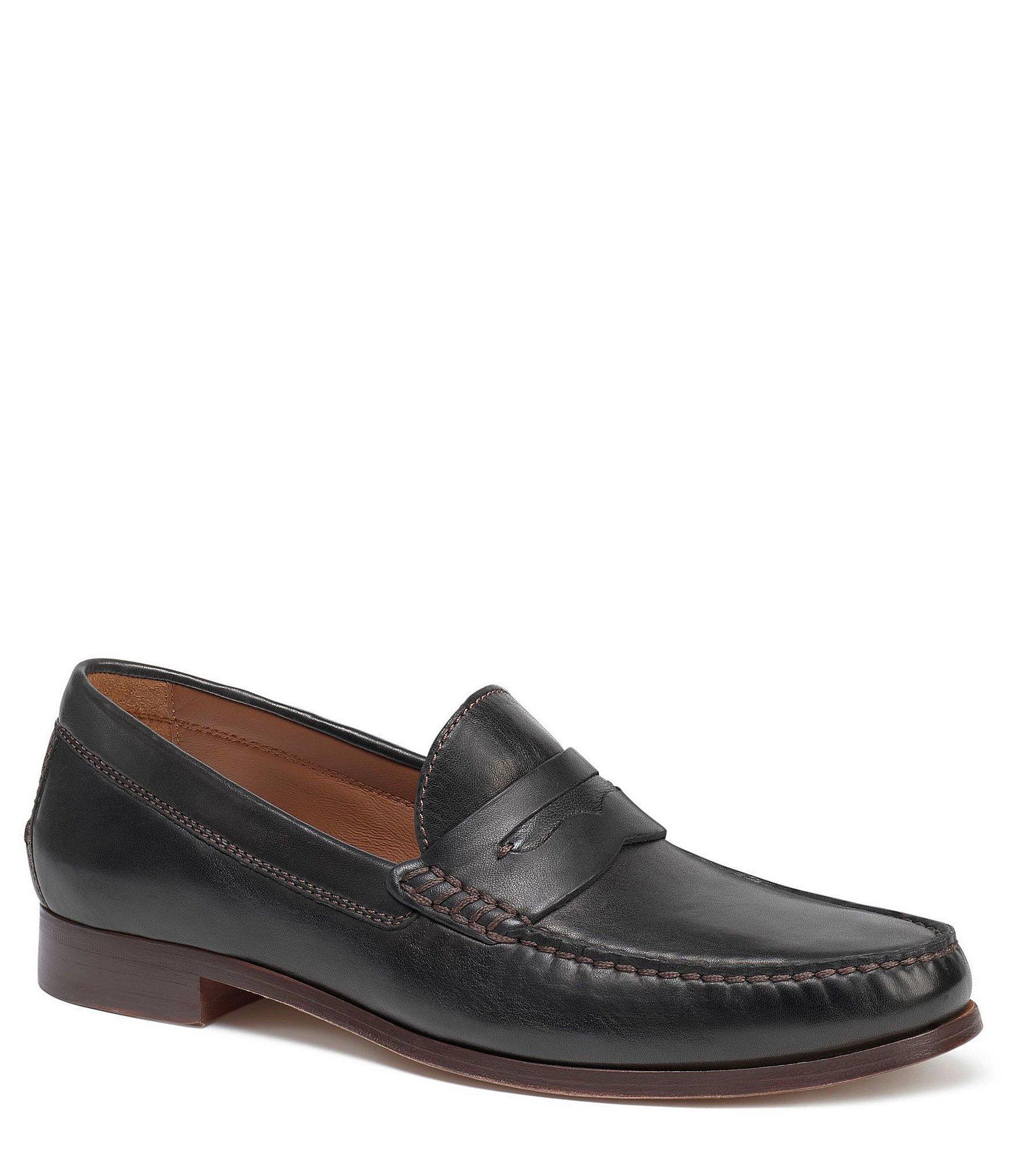 2a507fd7882 Lyst - Trask Men s Sadler Loafer in Black for Men