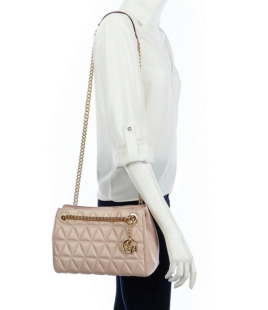 589f7548de37 Gallery. Previously sold at  Dillard s · Women s Michael Kors Quilted Bag