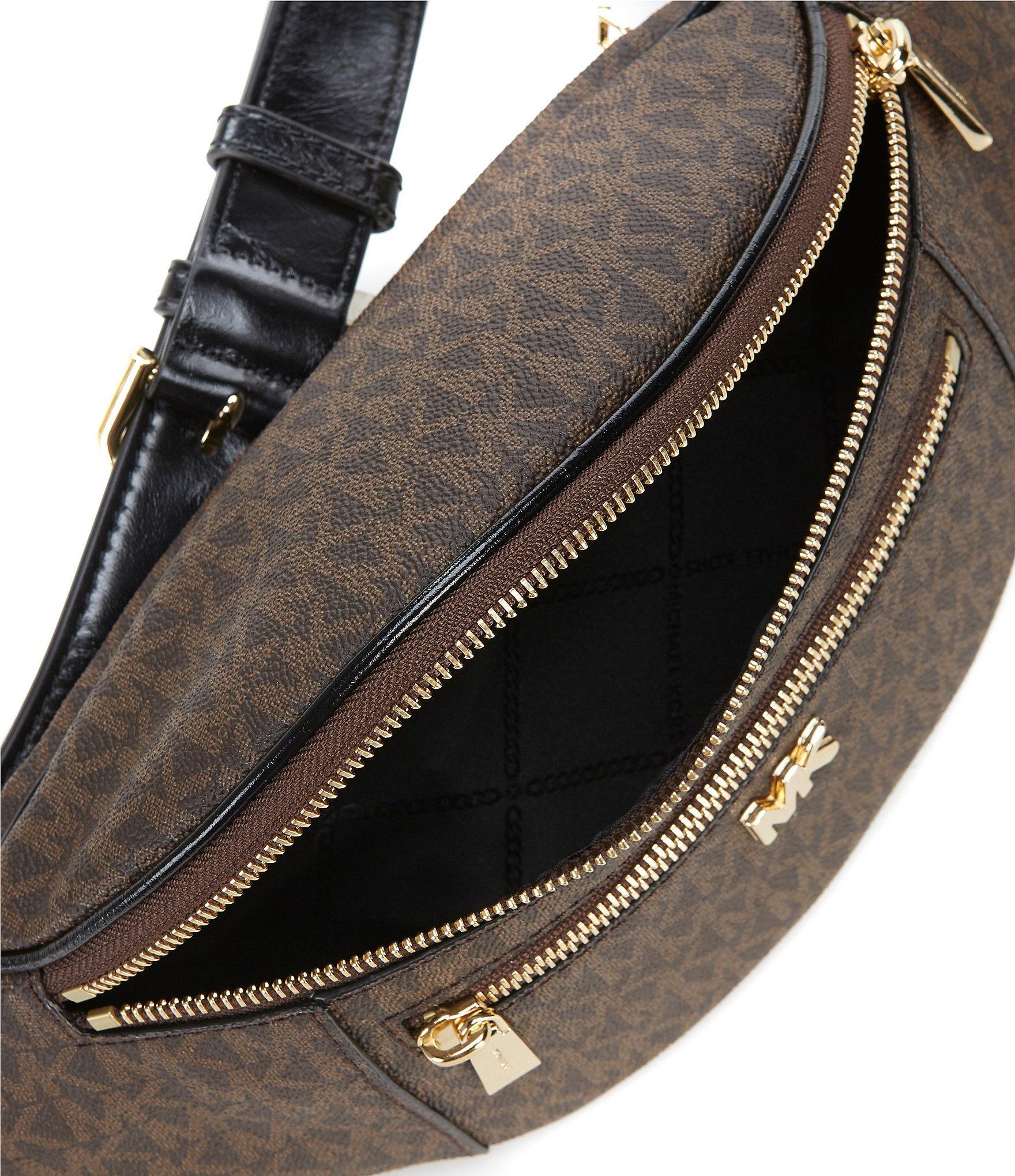 913335a9eb16 Lyst - MICHAEL Michael Kors Mott Medium Waist Pack Belt Bag