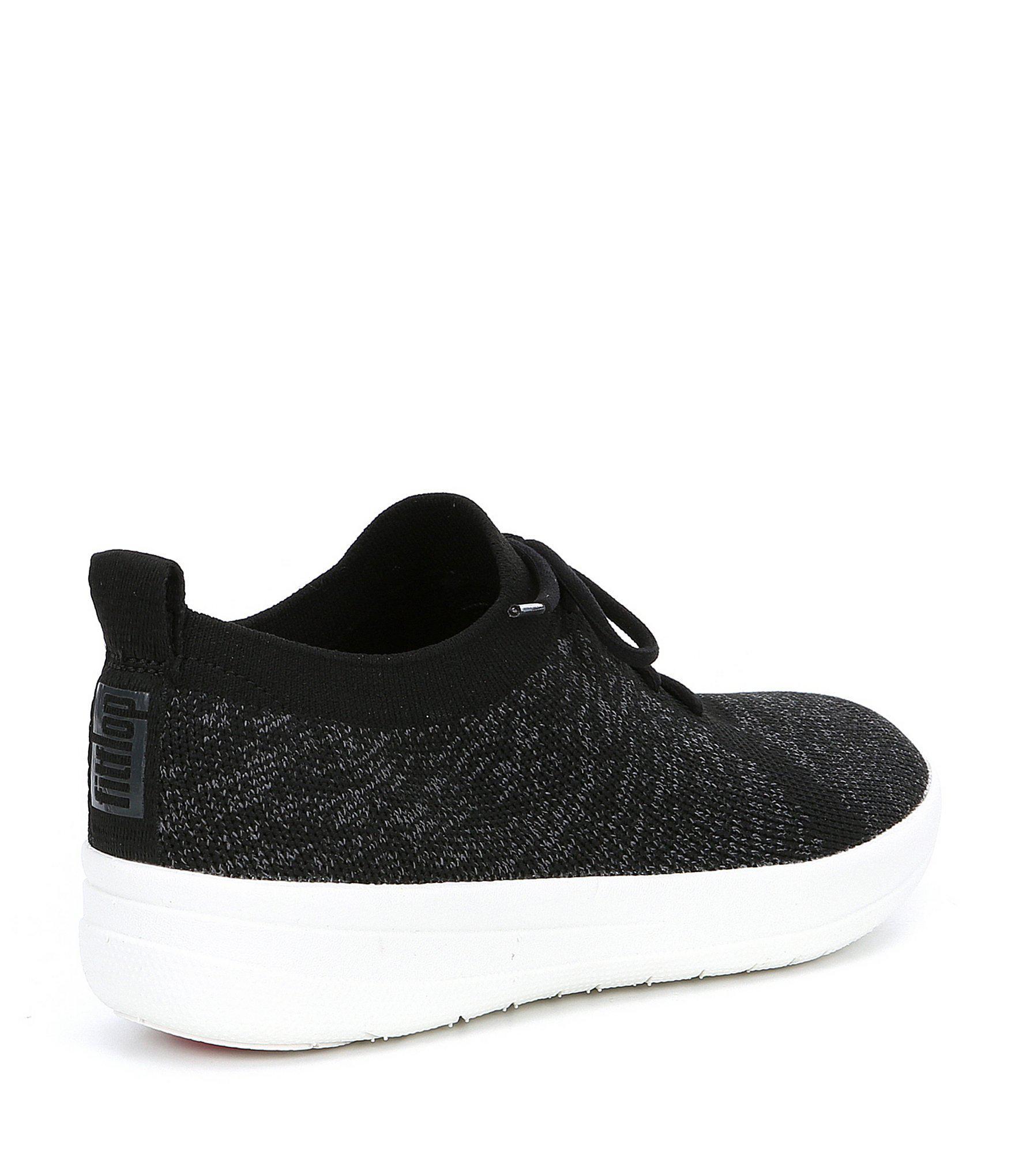 1a49089fe2370 Fitflop - Black  s F-sporty Uberknit Sneakers Low-top - Lyst. View  fullscreen