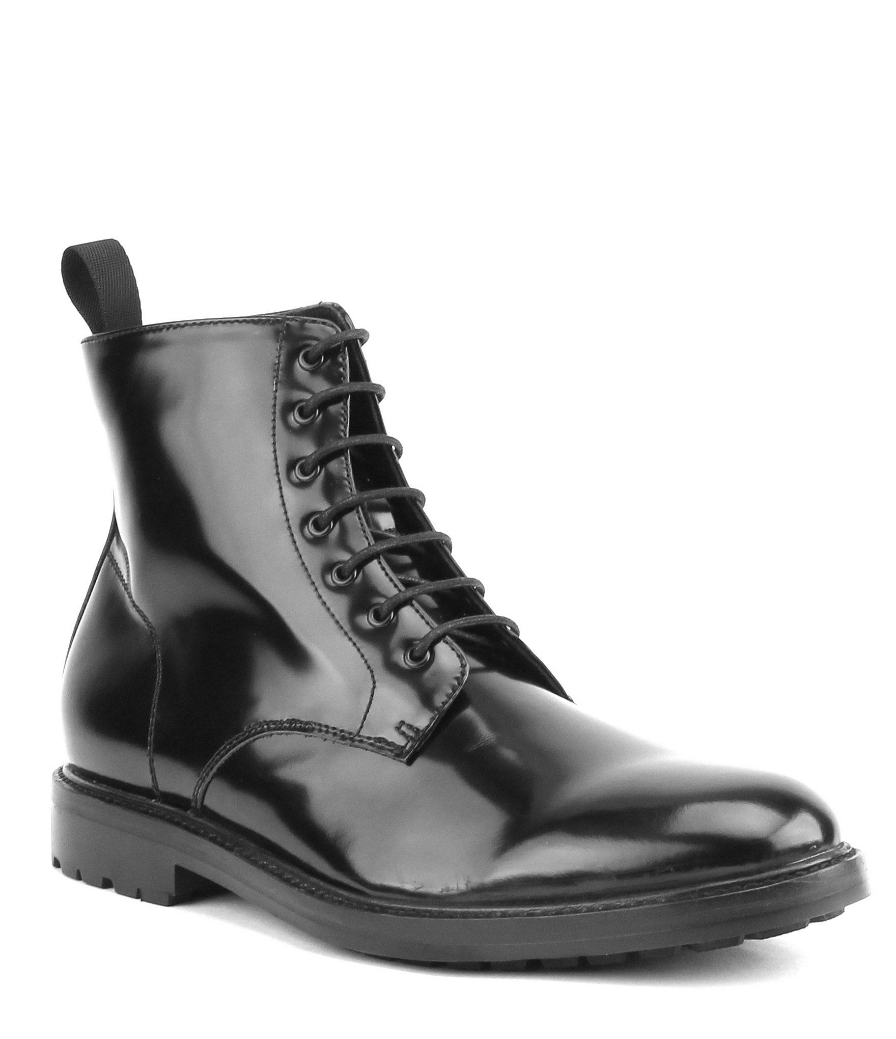7f73a0c04f3 Lyst - Gordon Rush Men s Raleigh Leather Boot in Black for Men
