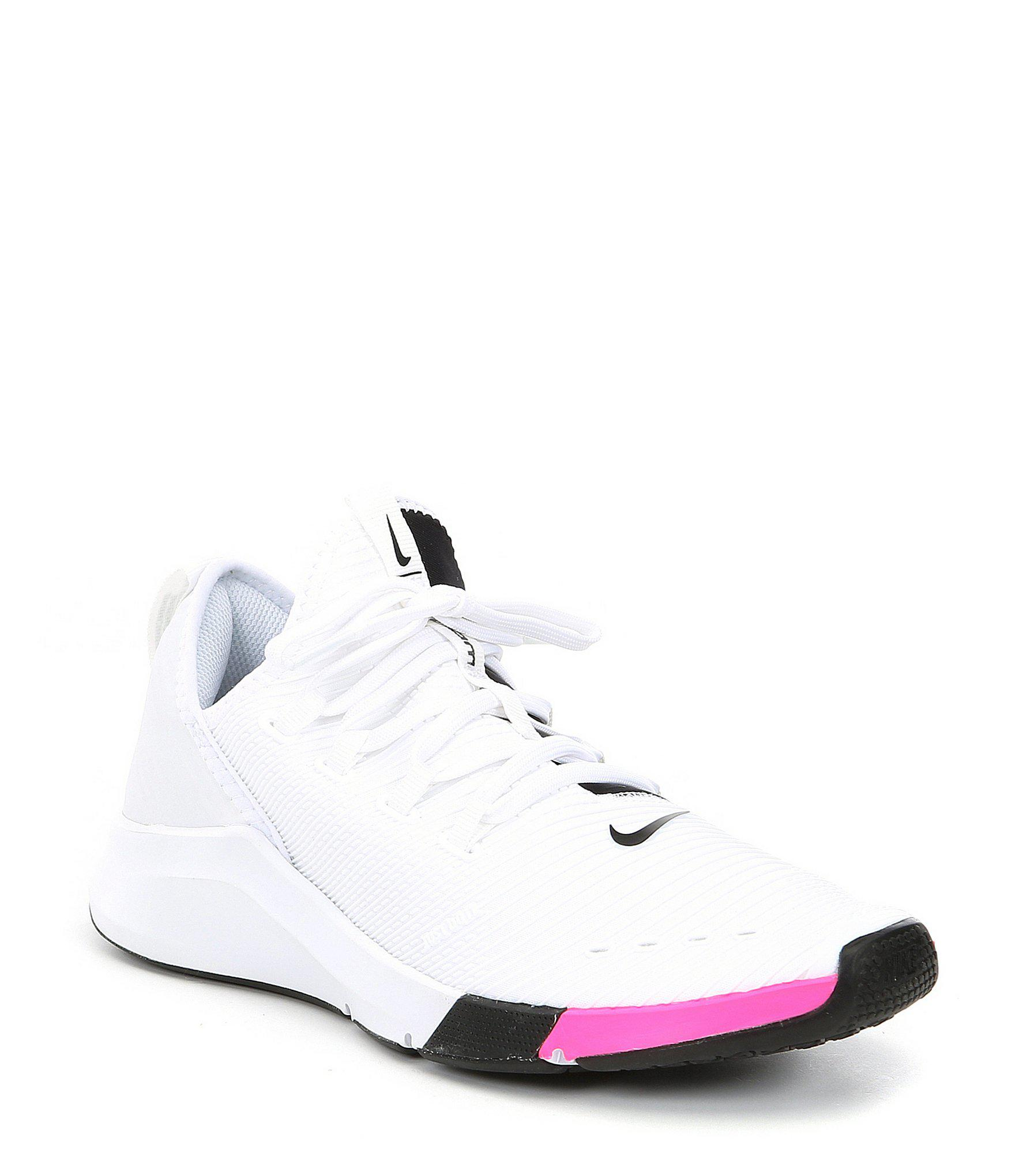 competitive price 36b95 9b716 Femme Nike pour Air d entraînement Fitness 2 Chaussure blanc Zoom Lyst  14Fw8gxHqp