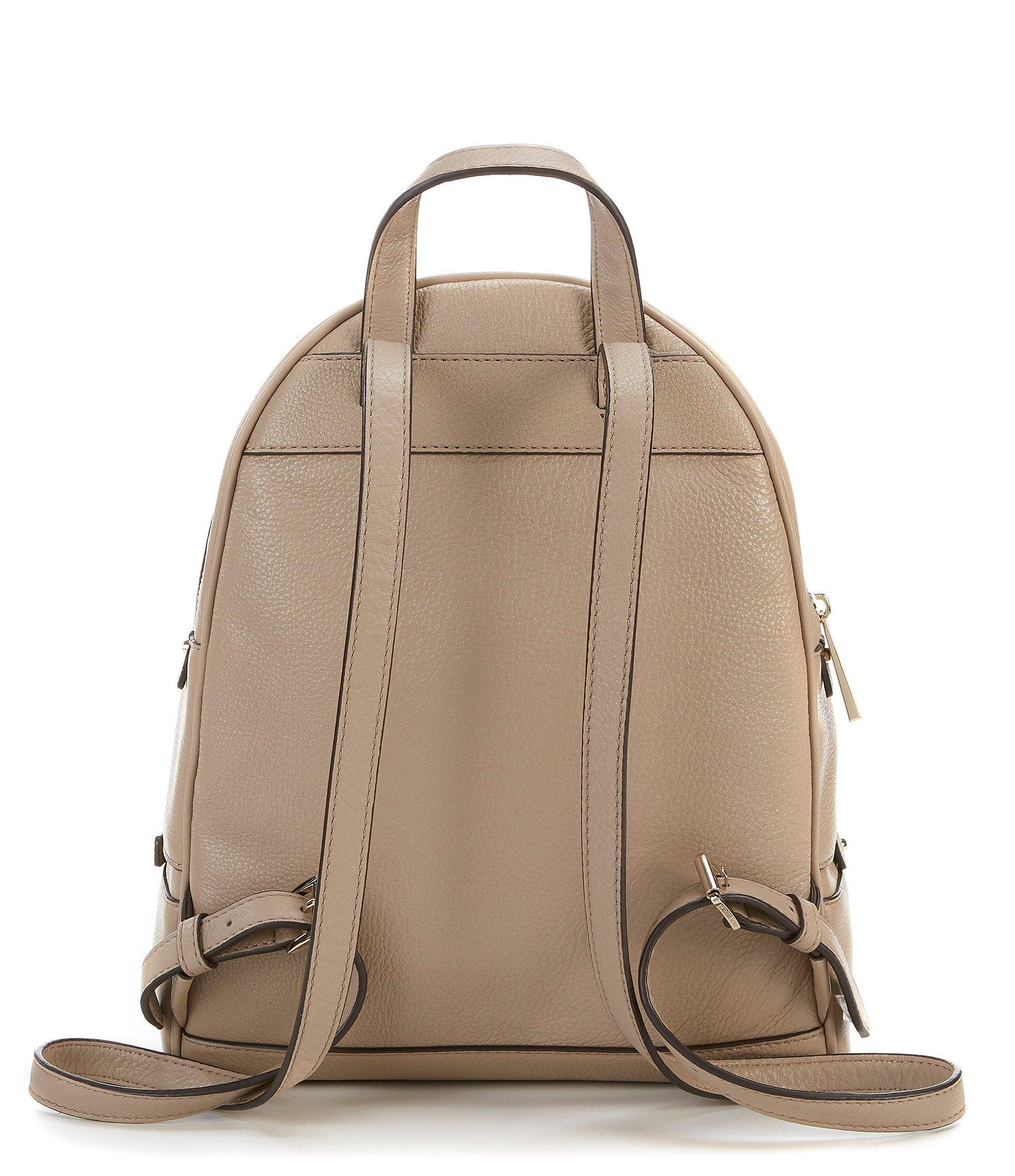 MICHAEL Michael Kors - Multicolor Rhea Medium Leather Backpack - Lyst. View  fullscreen 535f84437175f