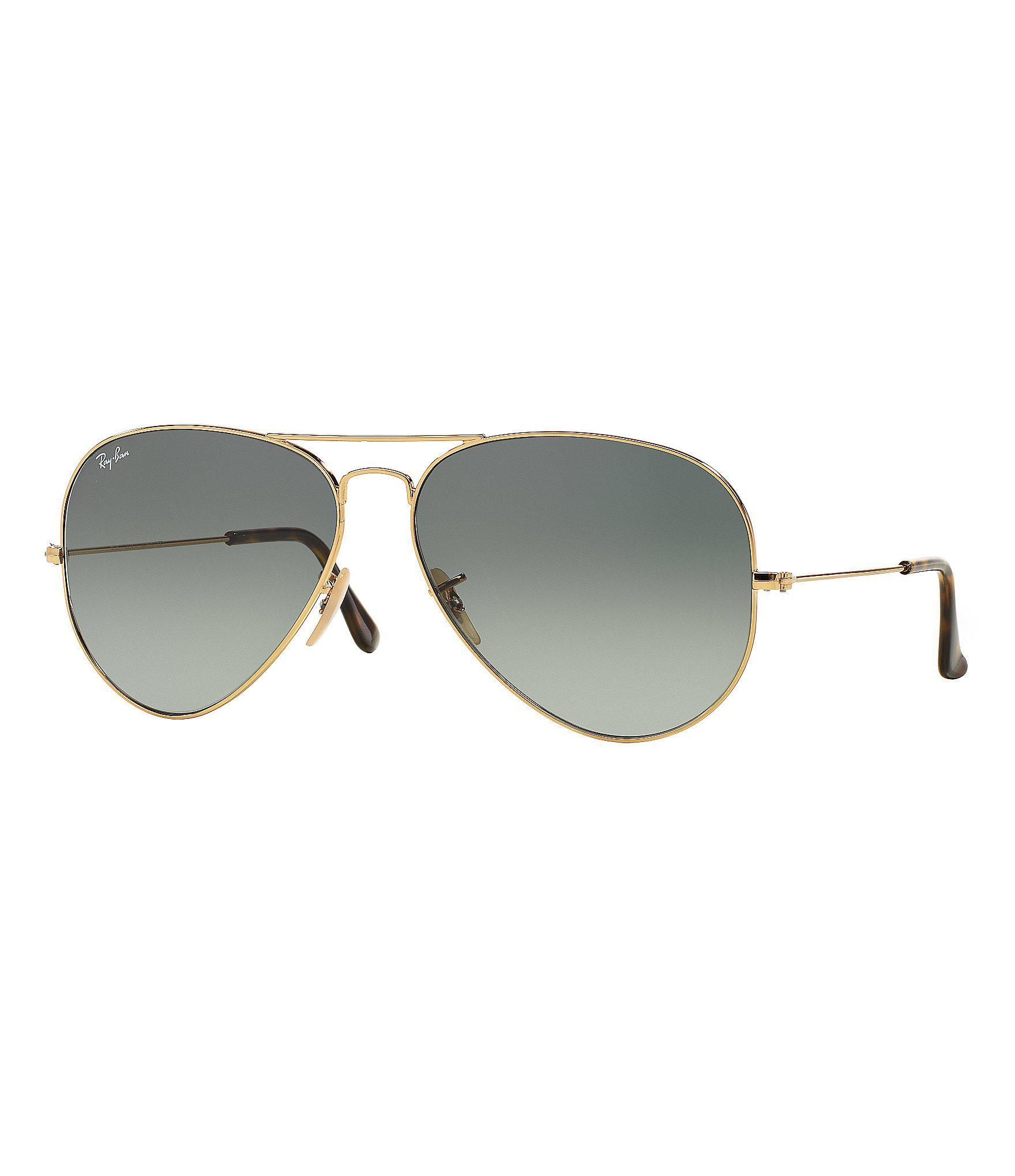 7190f30af0e Ray-Ban. Men s Black Classic Aviator Uva uvb Protection Flash Lens  Sunglasses