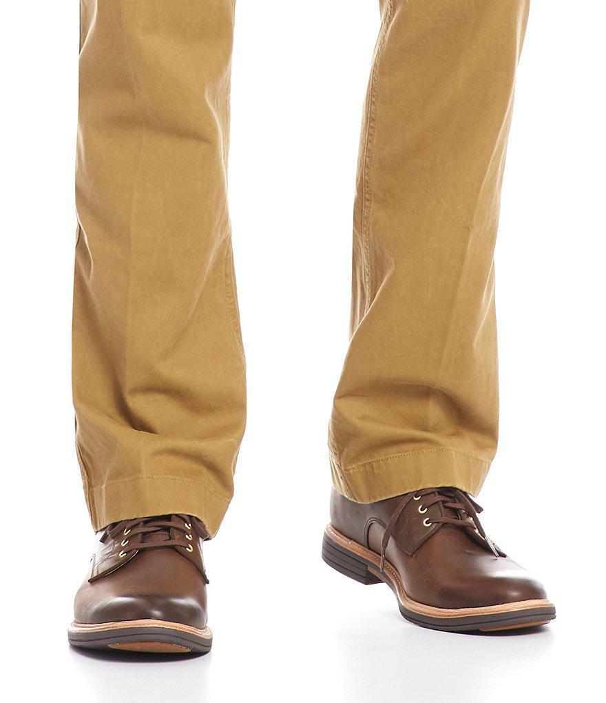 e867810de UGG Men's Jovin Plain Toe Oxfords in Brown for Men - Lyst