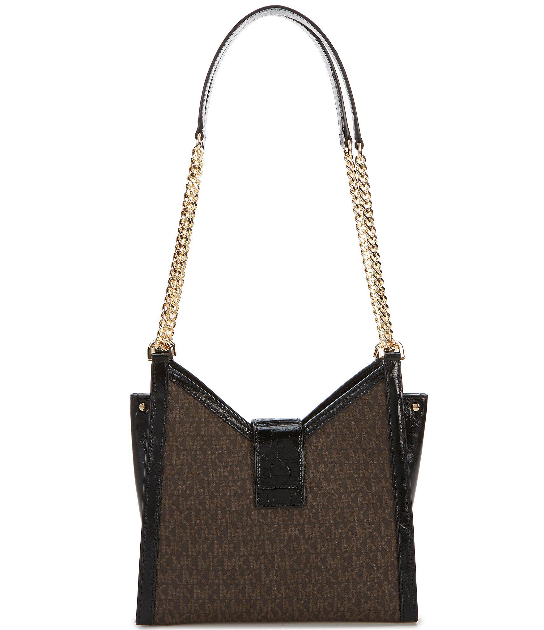 ae64da397154 MICHAEL Michael Kors - Multicolor Whitney Small Chain Shoulder Bag - Lyst.  View fullscreen