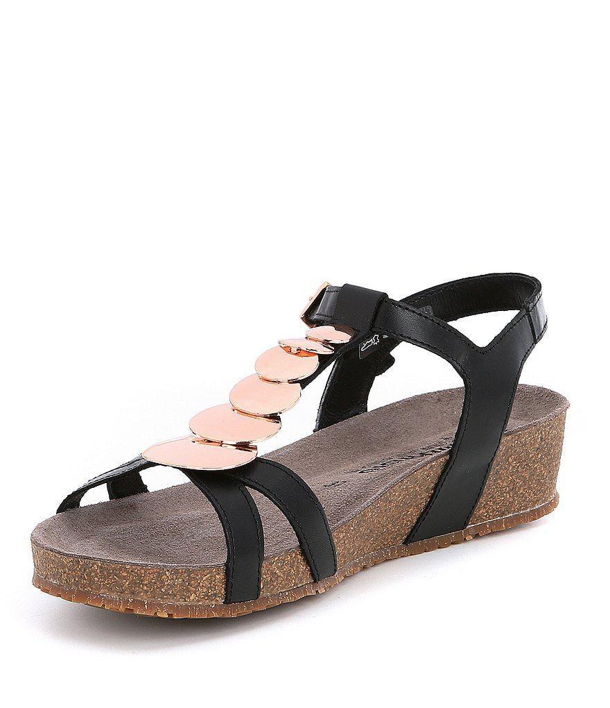 Mephisto Irma Center Ornament Detail Sandals N7DkM