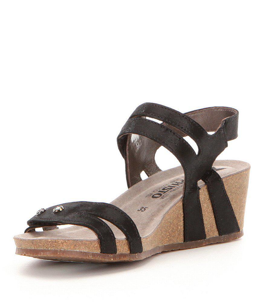Minoa Studded Wedge Sandals VpzyfQRO