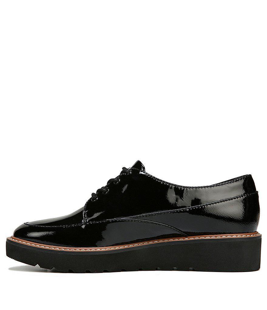 Naturalizer Auburn Flatform Leather Oxfords hdayL4m0