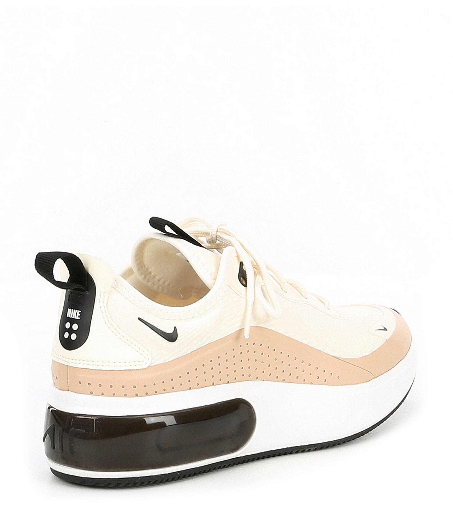 separation shoes 9b8d1 5e422 Nike Women s Air Max Dia Lifestyle Shoe in White - Lyst