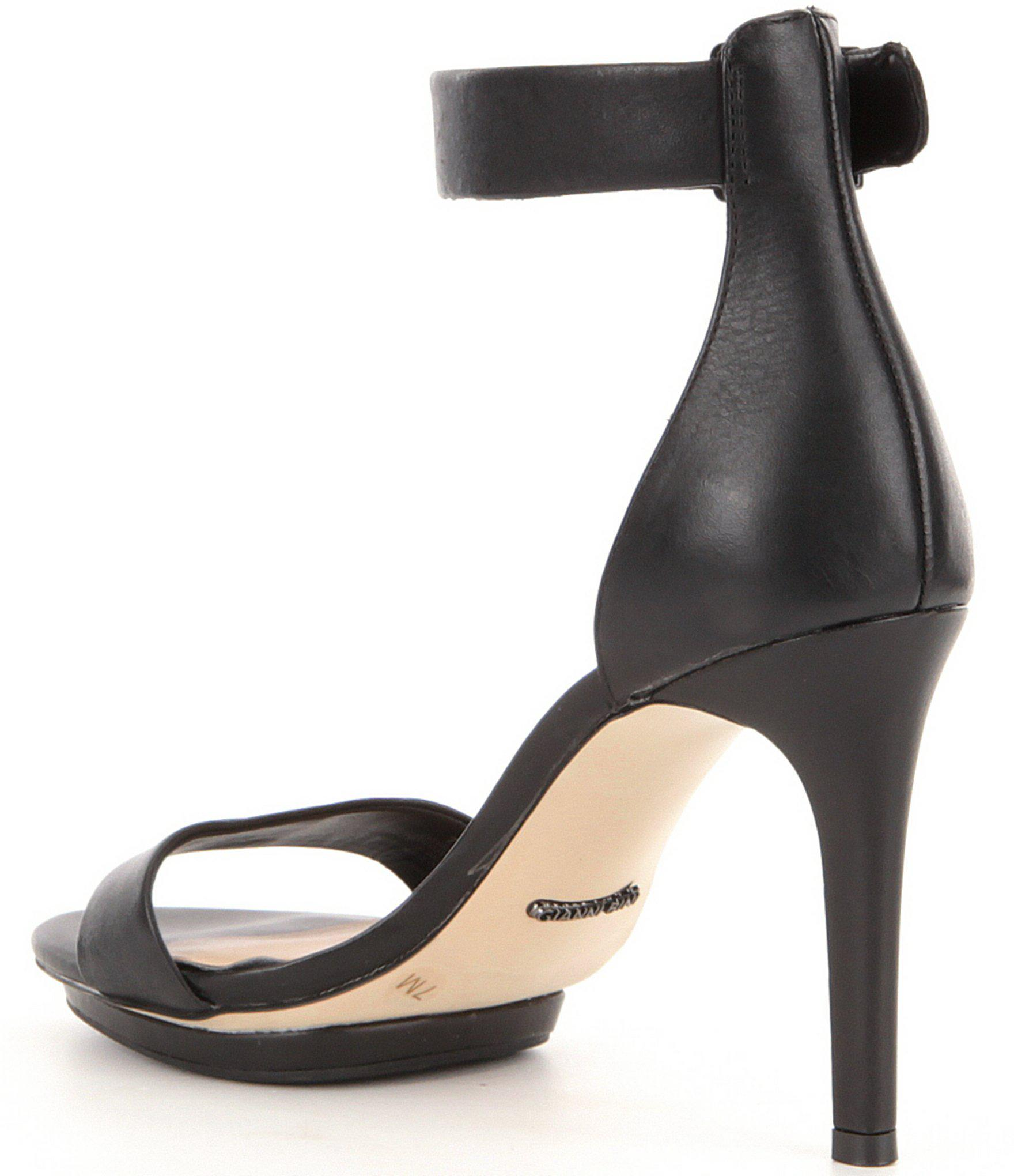 949a905f5544f Lyst - Gianni Bini Lizette Dress Sandals in Black