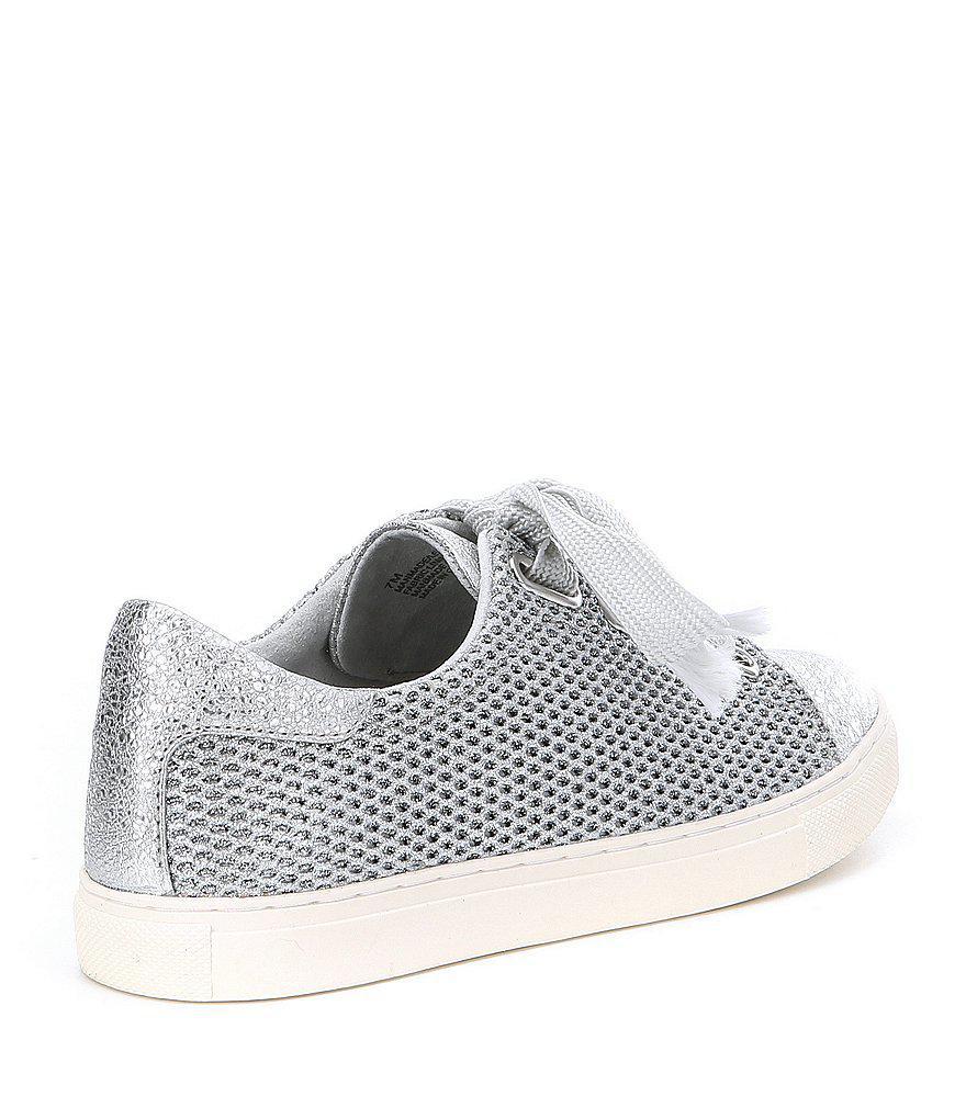Gianni Bini Harlita Glitter Lace-up Sneakers hdf8mh