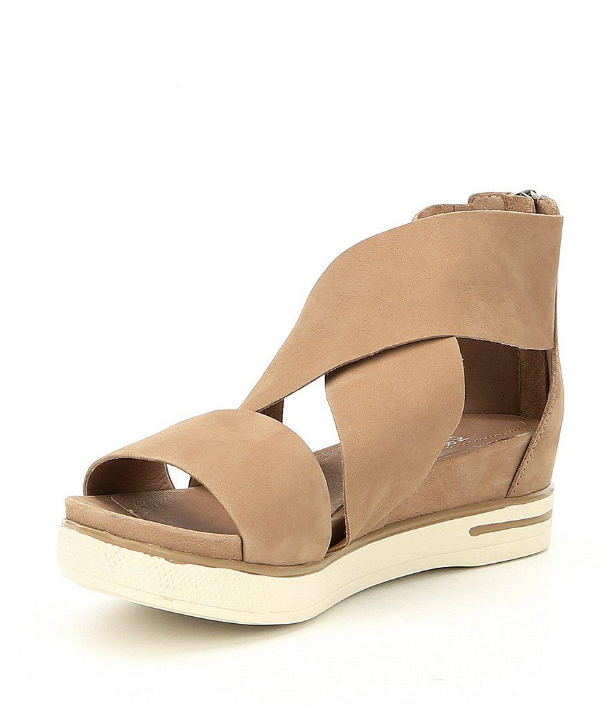 Sport Criss Cross Banded Suede Sandals IxryuV4xPQ