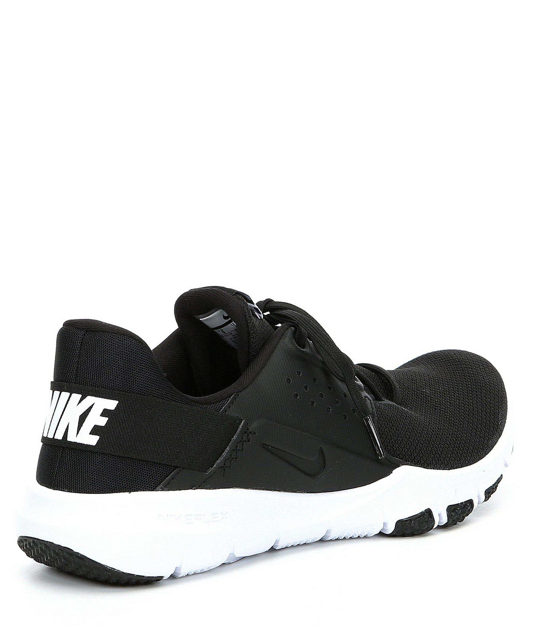 513d19147f75 Lyst - Nike Men s Flex Control Tr 3 Training Shoe in Black for Men