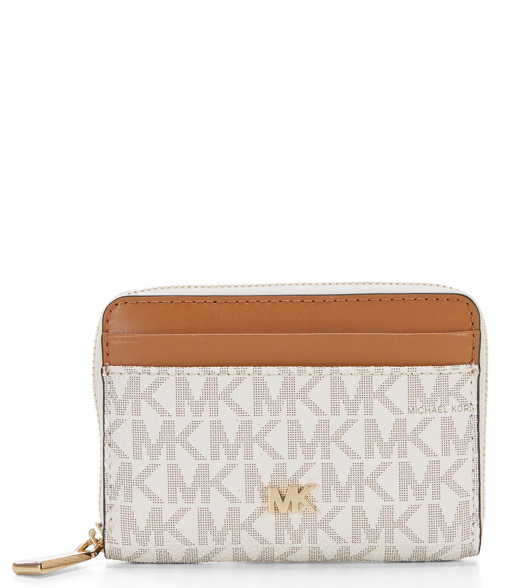 a4cc5ee00877 MICHAEL Michael Kors. Women's Signature Coin Card Colorblock Case
