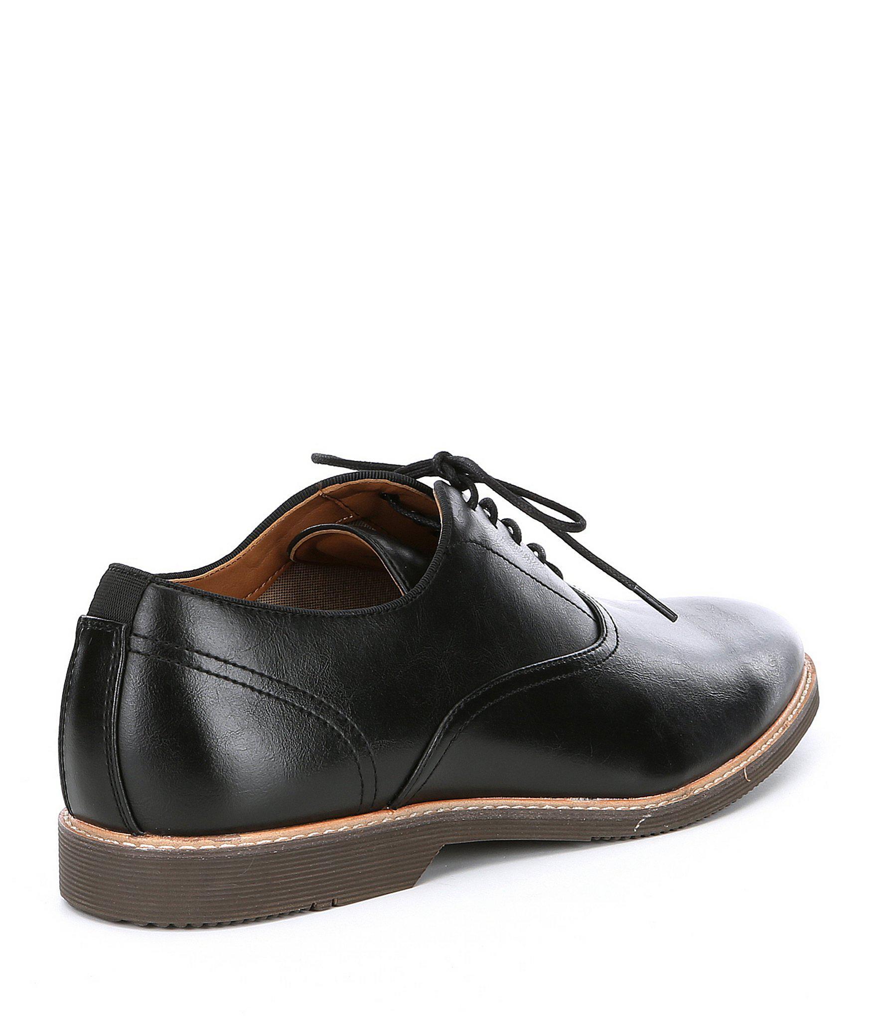 d7c1d3939f3 Lyst - Steve Madden Men's Norwich Plain Toe Oxfords in Black for Men