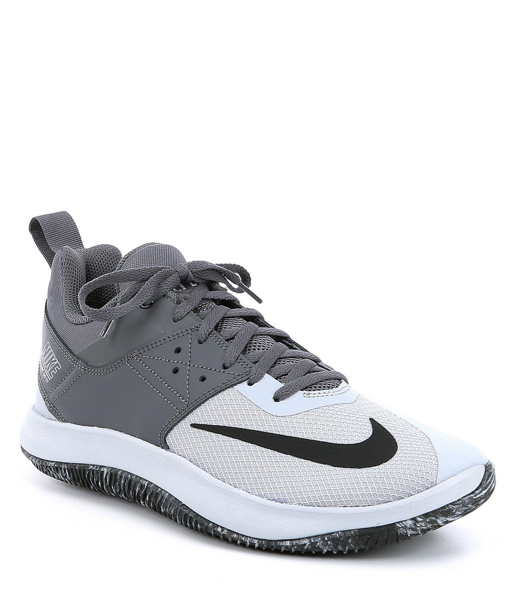 ce98c985cf15 Lyst - Nike Men s Fly By Low Ii Basketball Shoe in Gray for Men