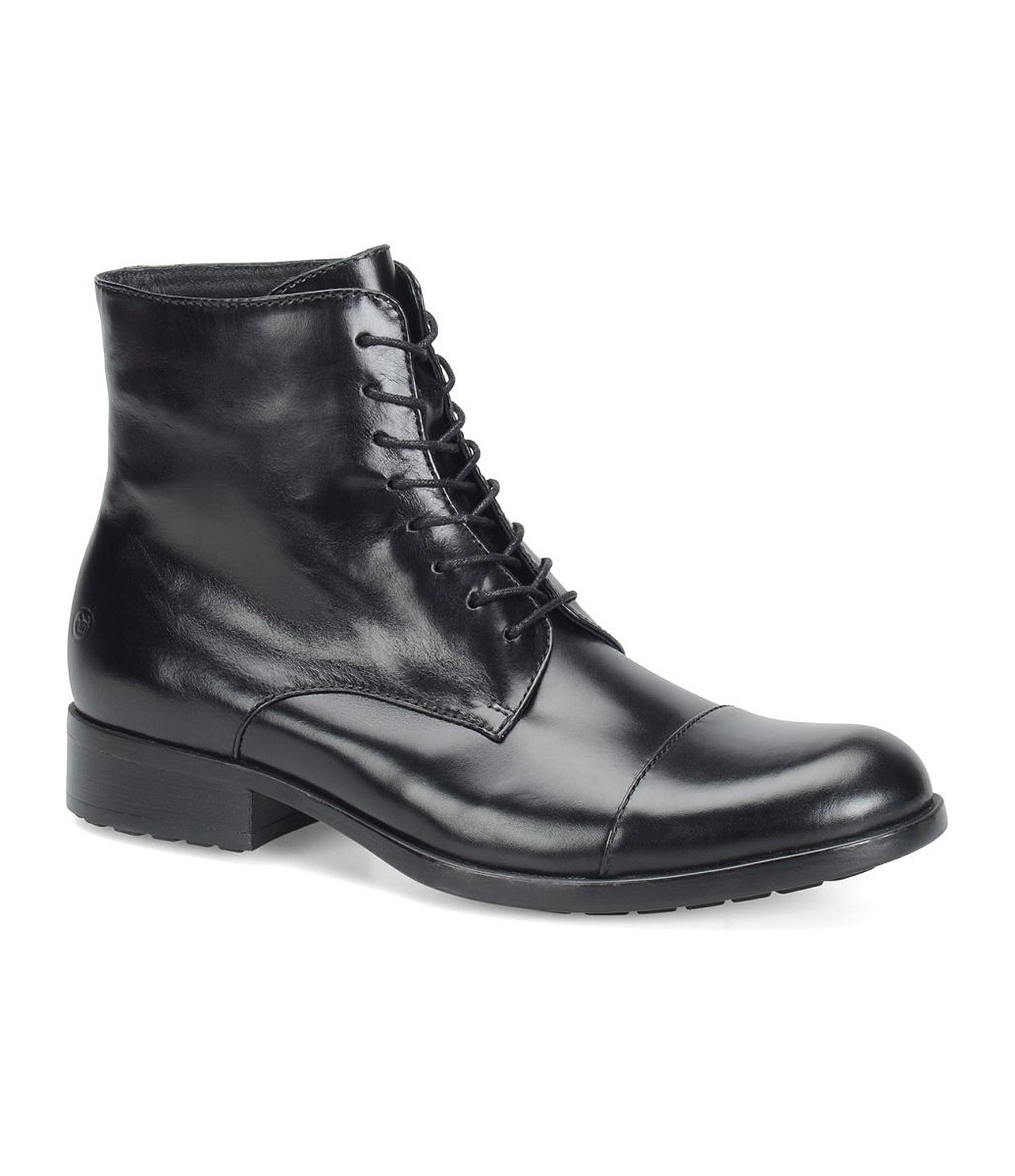 Born Tomas Dress Boots In Black For Men Lyst