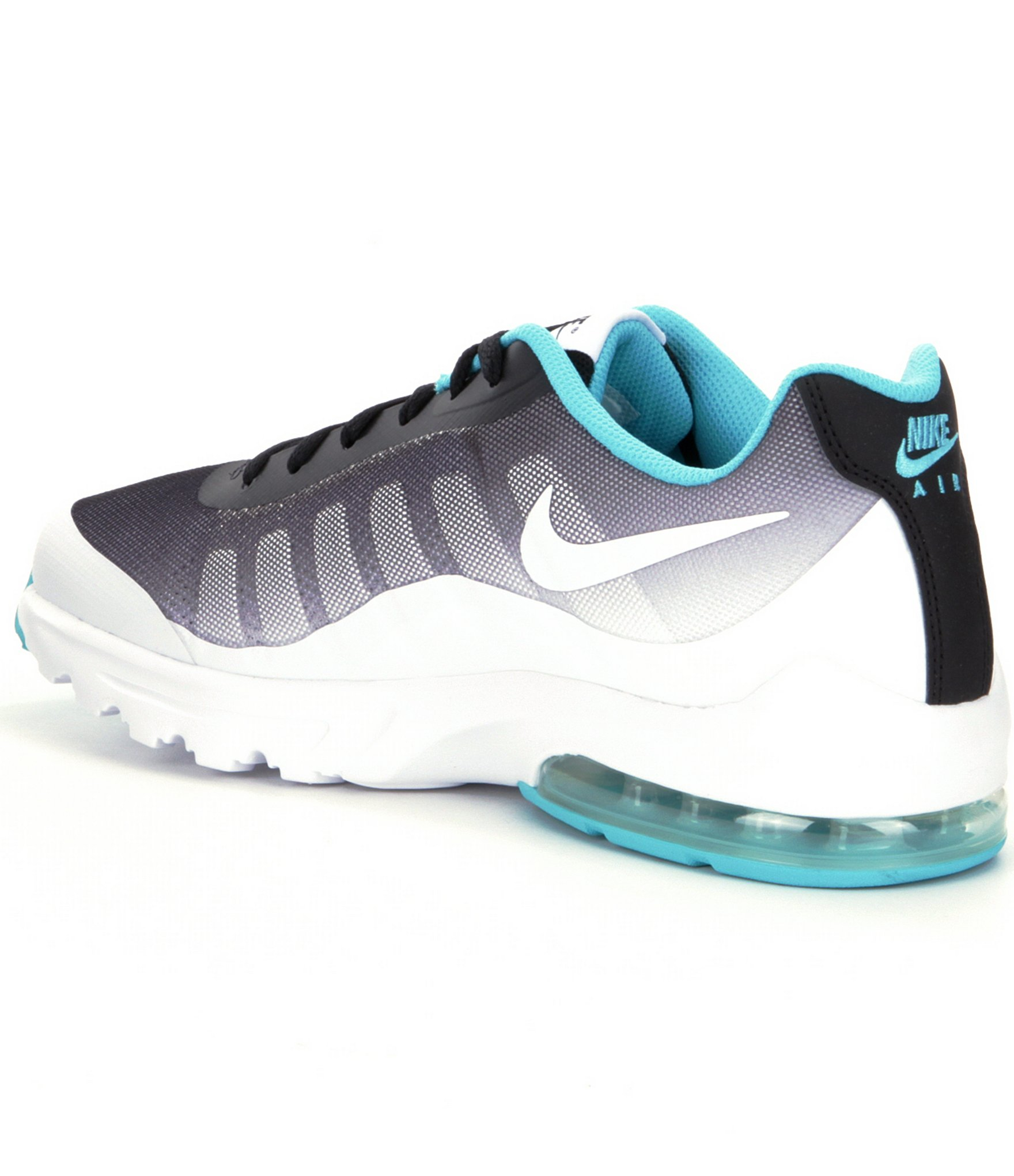118480cf73 ... reduced lyst nike mens air max invigor print lifestyle shoes in blue  for men fd90d d6542