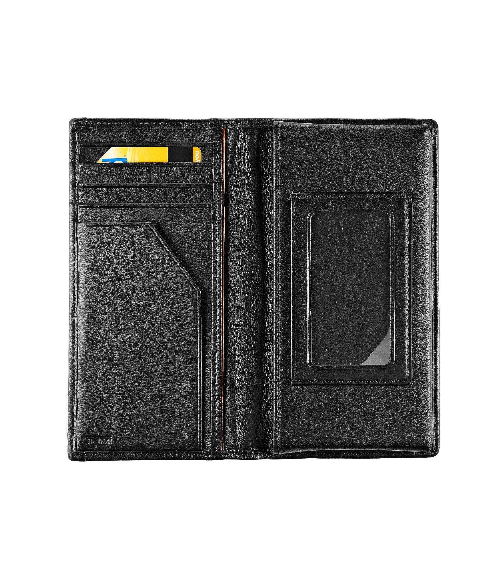 Tumi Mens Fxt Ballistic Nylon Wallets 9