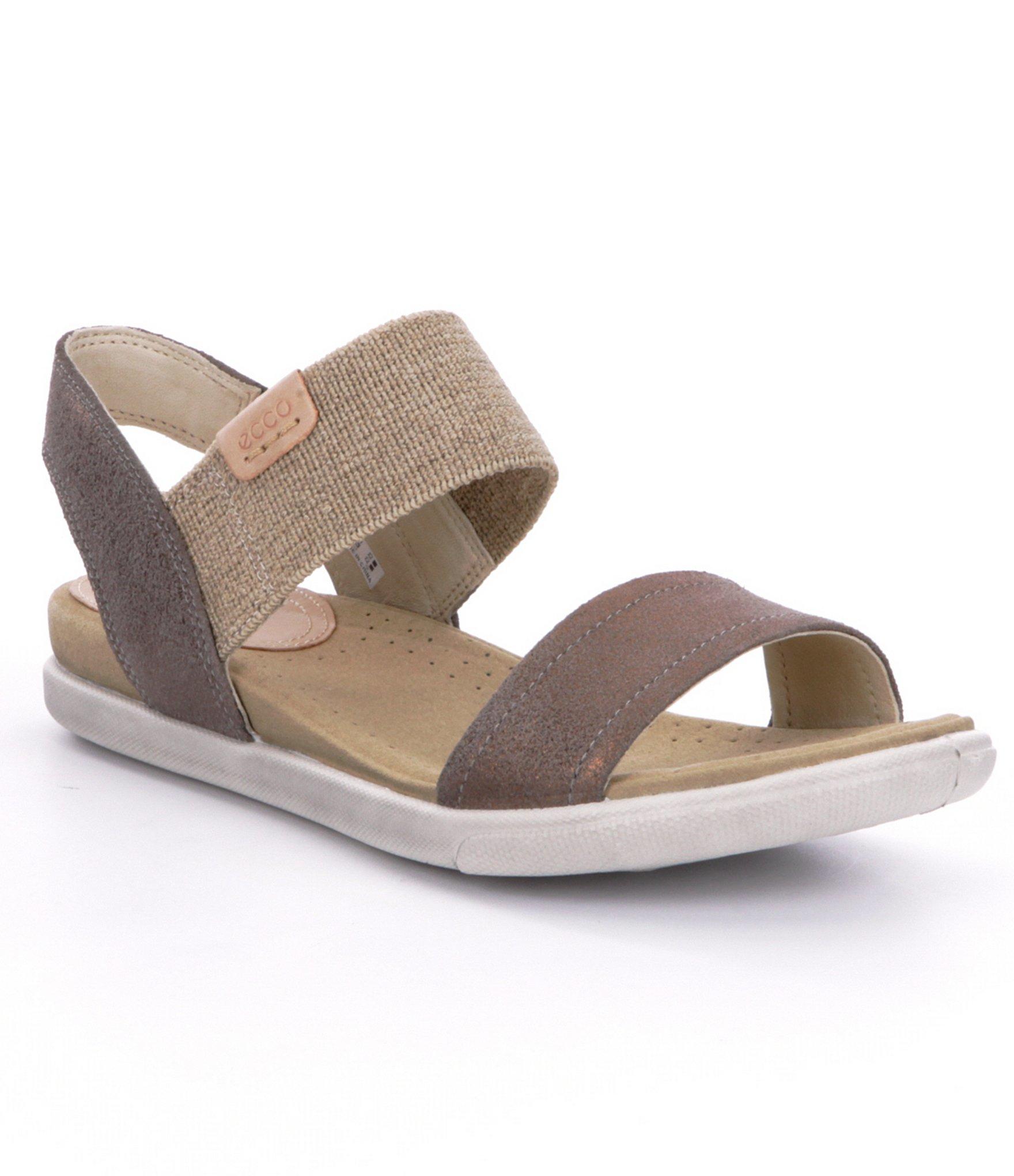 fe8ae143d3e6 Lyst - Ecco Damara Women s Sandals in Gray