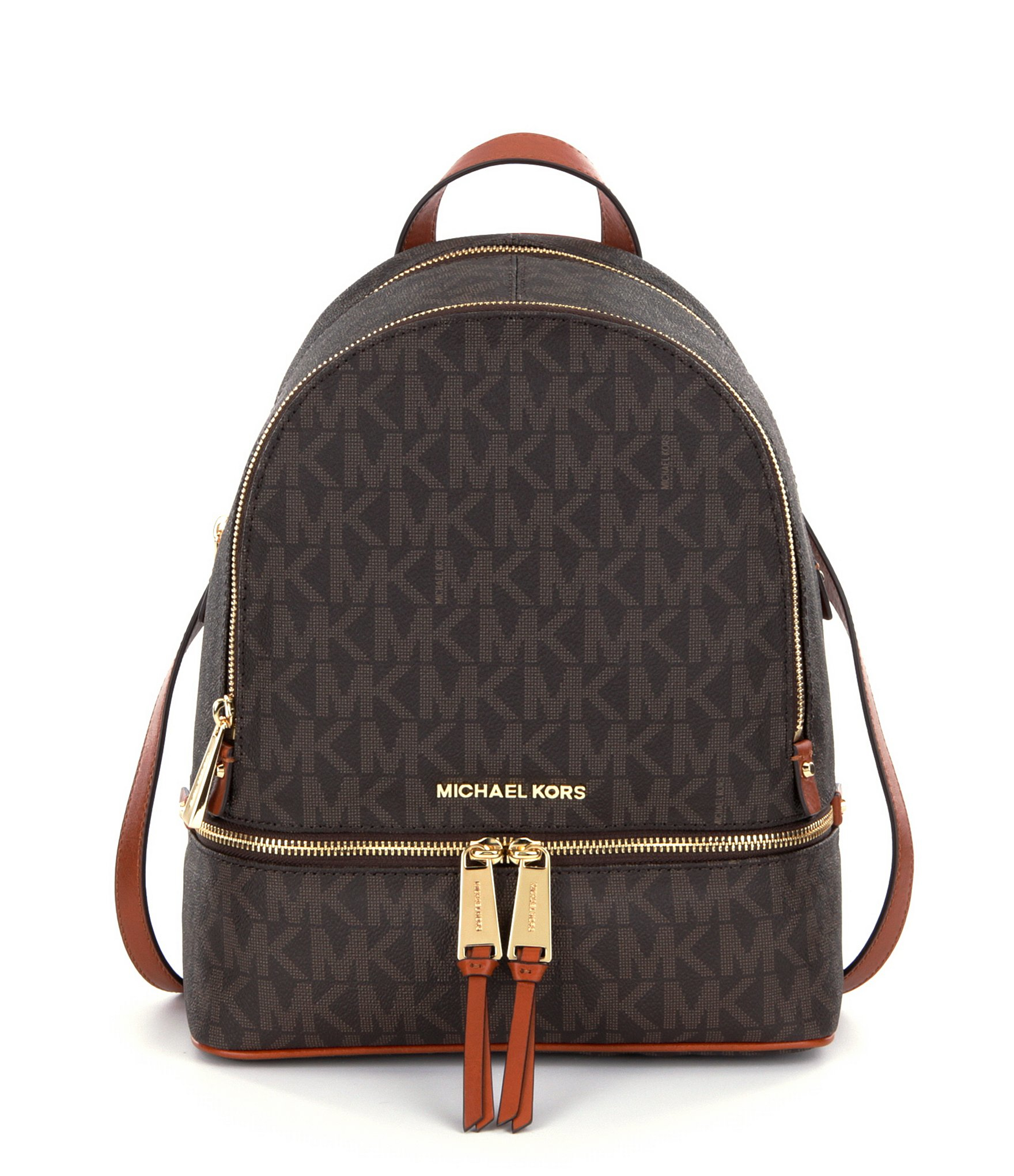 Michael Kors Mini Backpack Brown- Fenix Toulouse Handball 6560efe80d