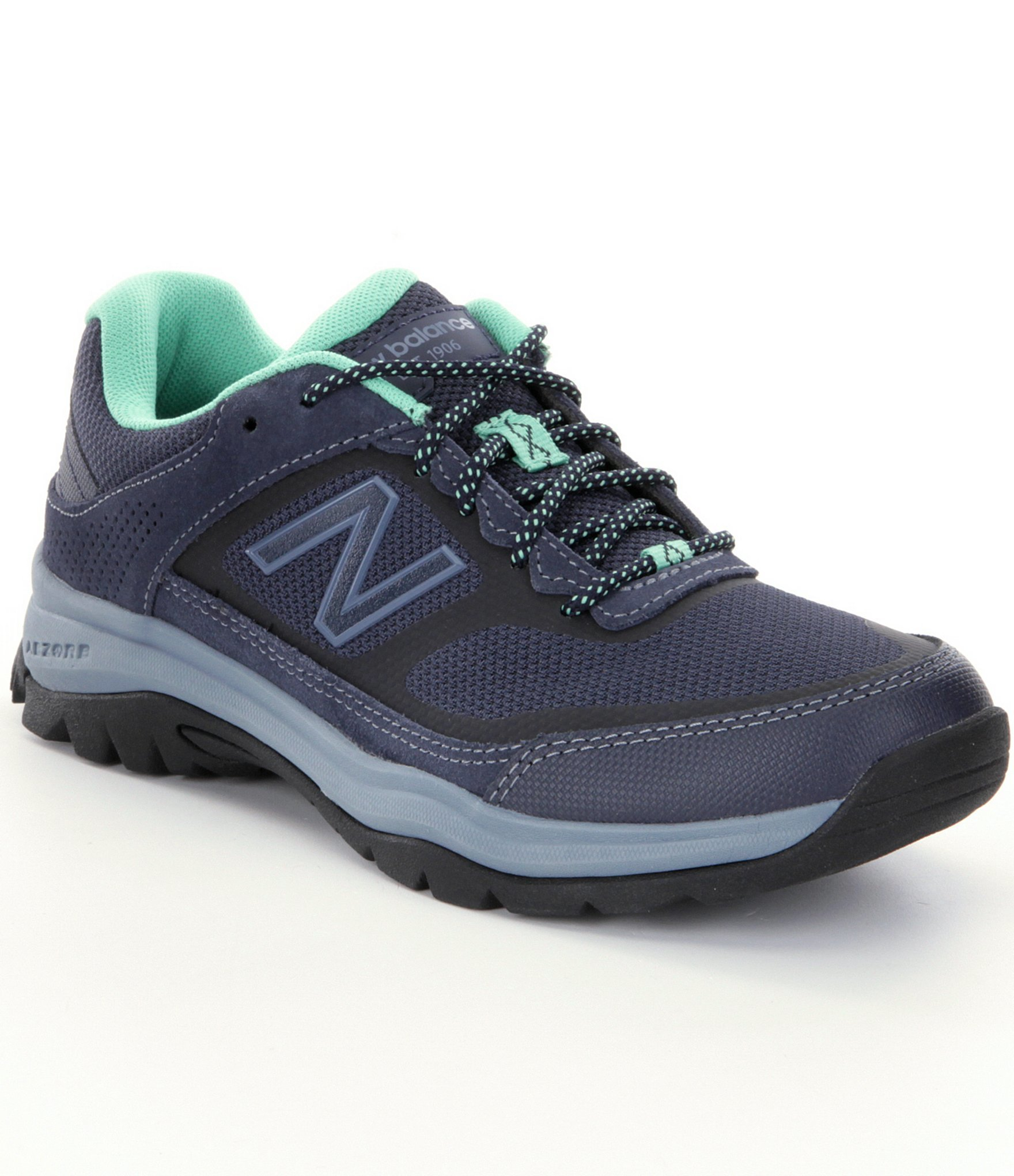 Lyst New Balance Women 180 S 669 Walking Shoes In Blue