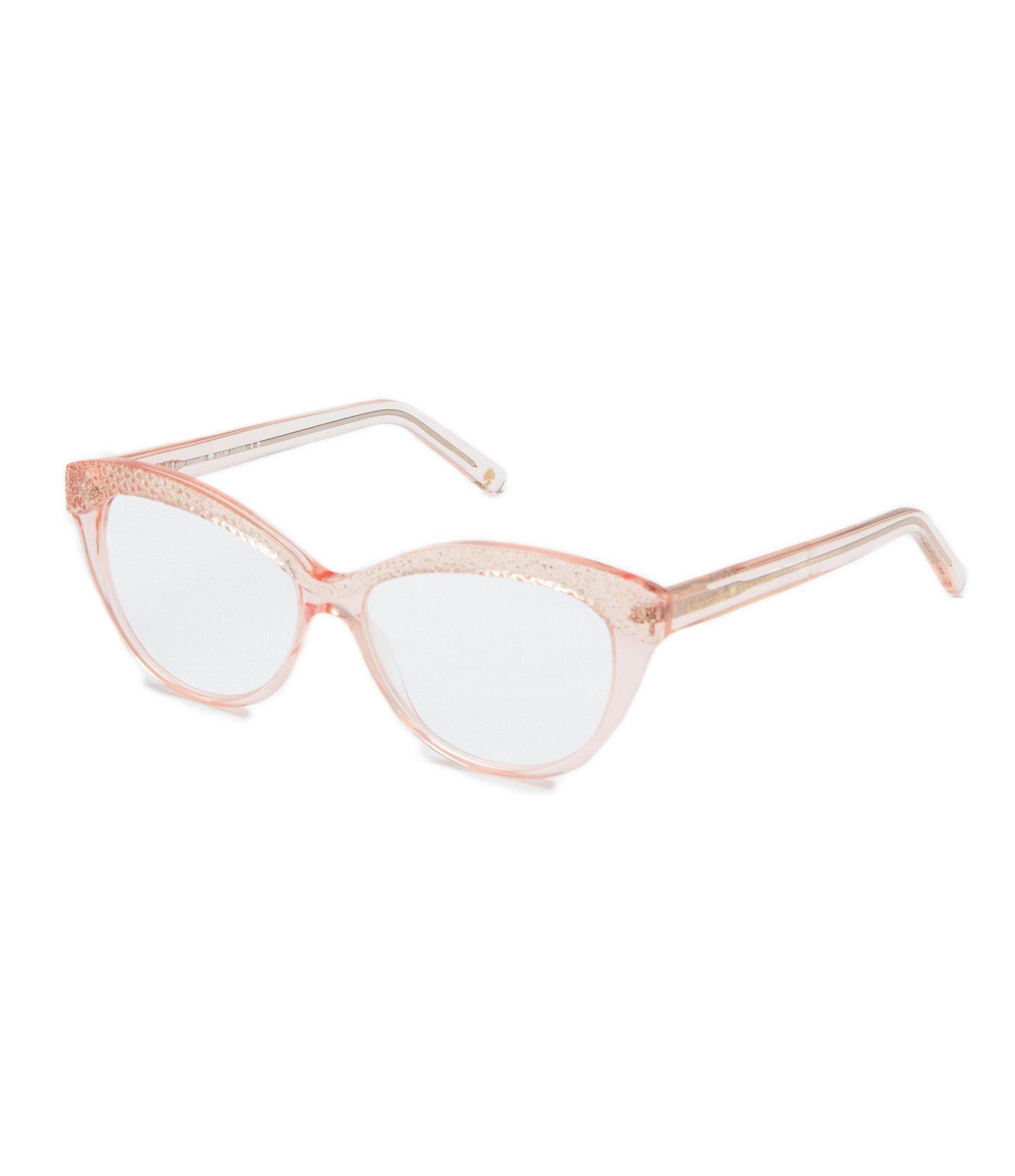 ac66630477c Lyst - Kate Spade Zabrina Cat-eye Reading Glasses in Pink