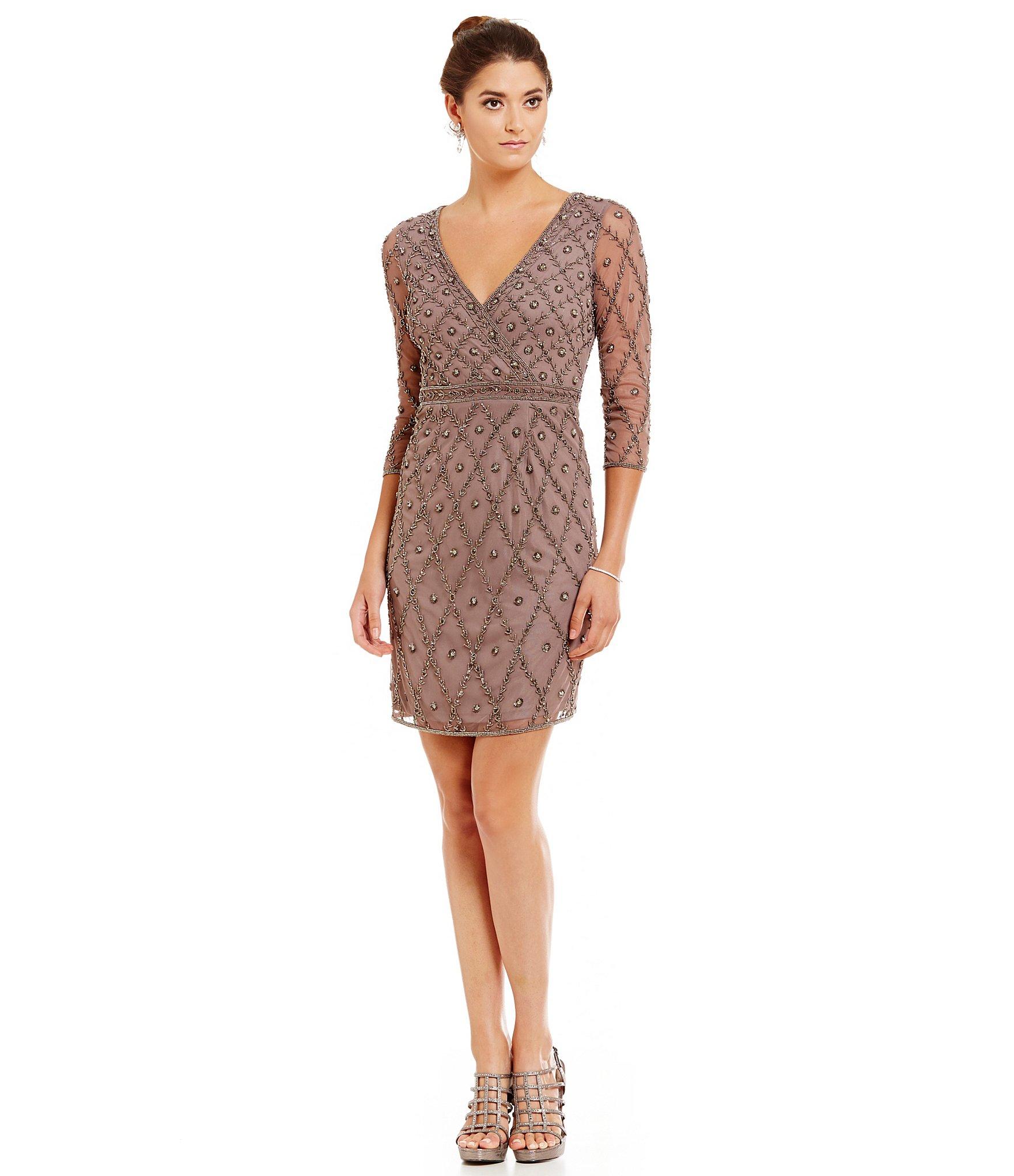 Images of Dillards Long Black Dress - Giftlist