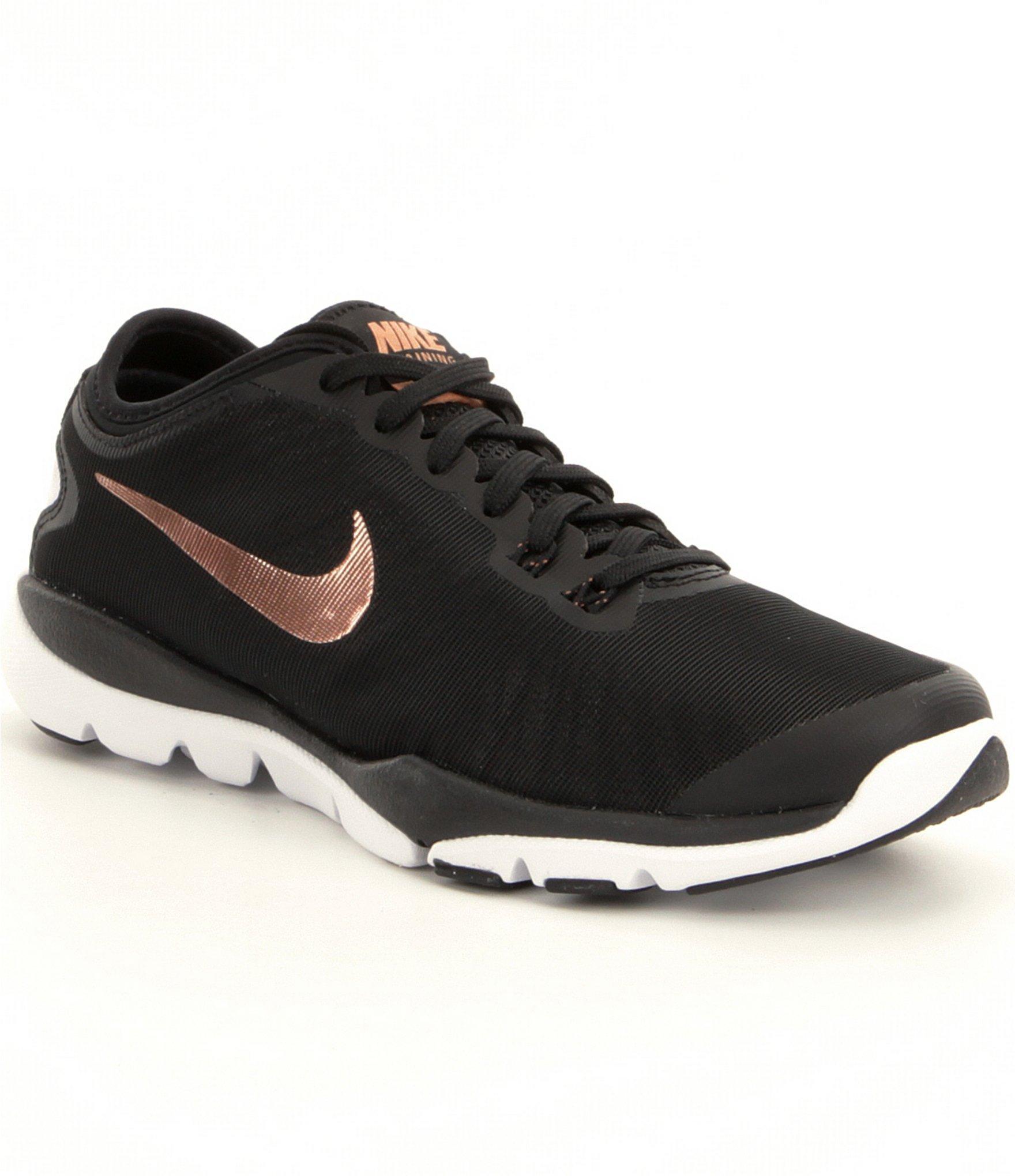 c050c1980c7877 ... Online For Sale at Hotblogornot ... where  Lyst - Nike Women´s Flex  Supreme Tr 4 Training Shoes in Black uk store ...