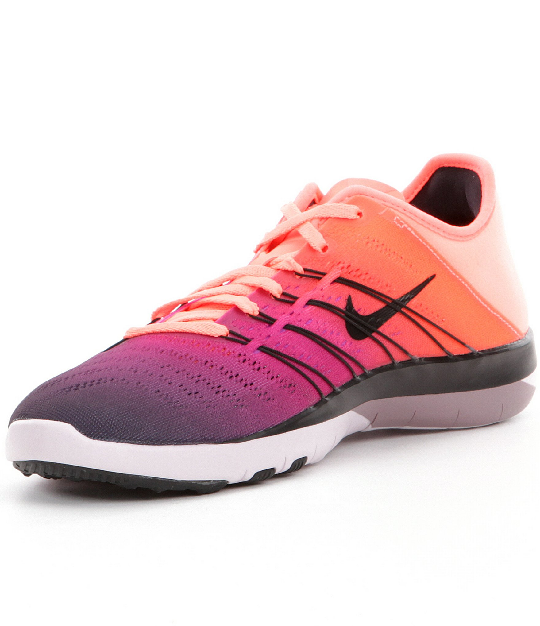 42f1b11a3f59 Lyst - Nike Women´s Free Tr 6 Spectrum Training Shoes in Pink