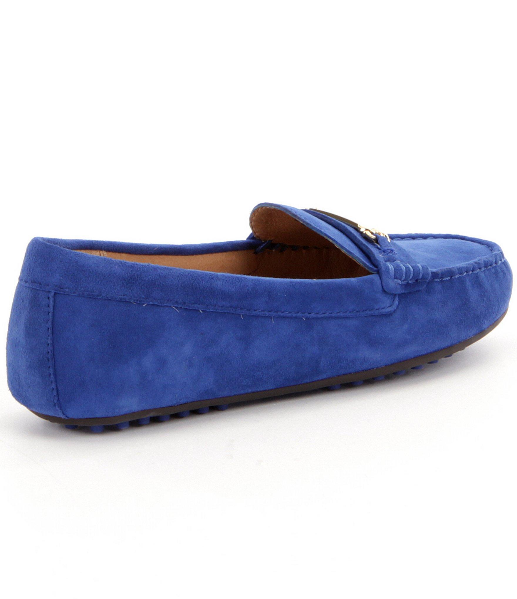 Ralph Lauren Womens Driving Shoes