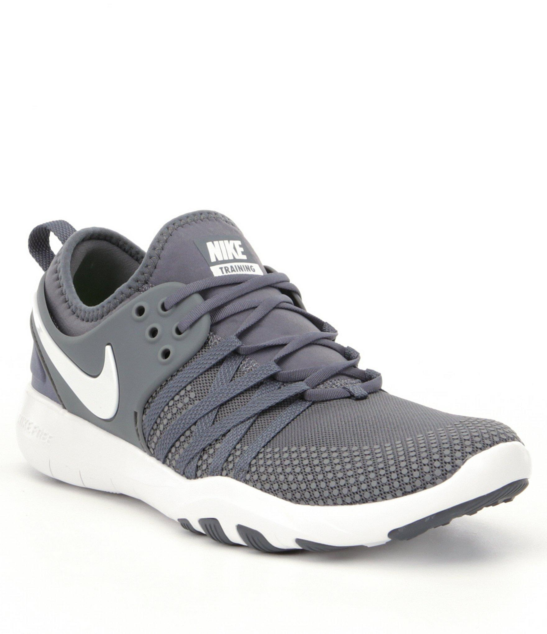 7792f2f3185c8 Lyst - Nike Women ́s Free Tr 7 Training Shoes in Gray