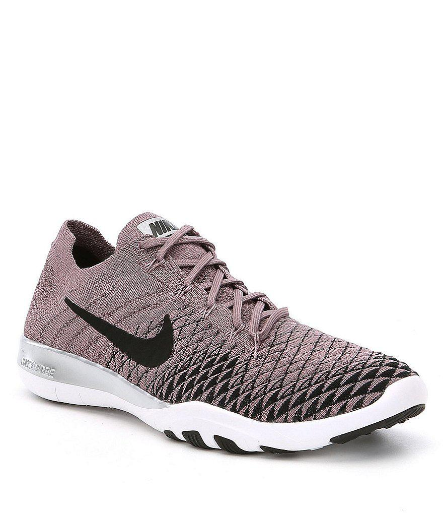 30c481d3702c Lyst - Nike Women s Free Tr Flyknit 2 Bionic Training Shoes in Gray