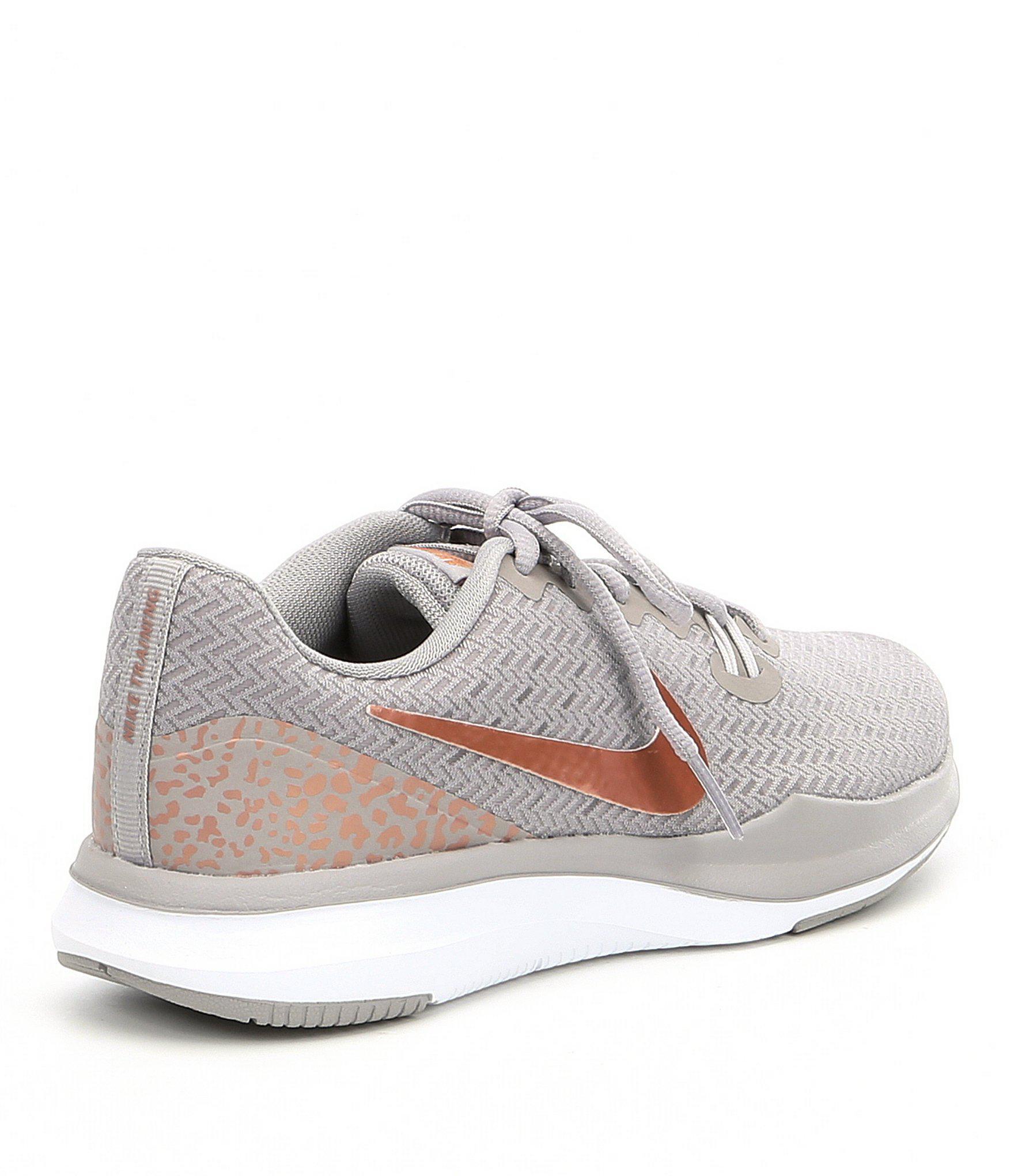 1bed499f29e Lyst - Nike Women s In-season Tr 7 Print Cross Training Shoes in Gray