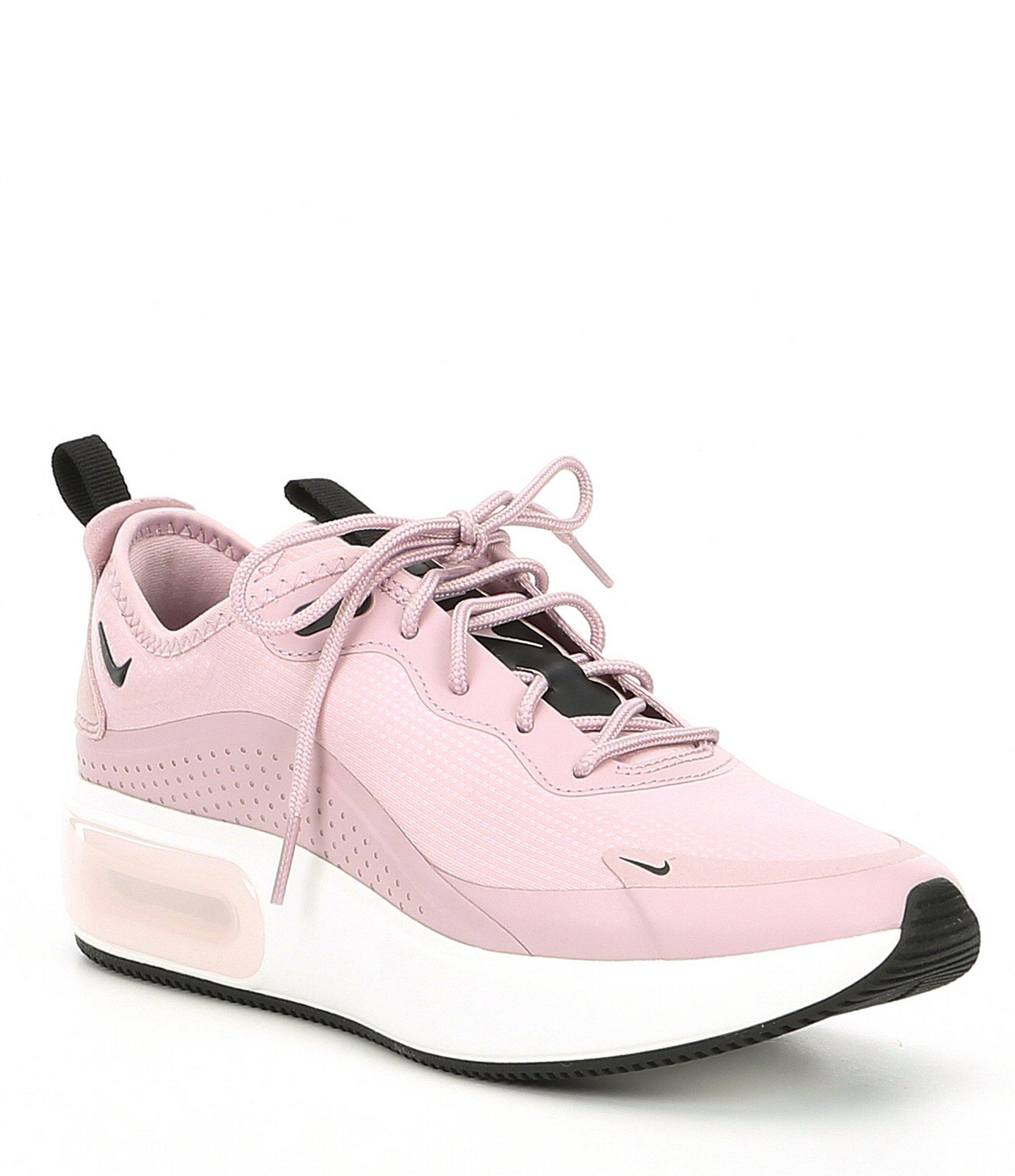 check out 6b9ca 71adf Nike Women s Air Max Dia Lifestyle Shoe in Pink - Lyst