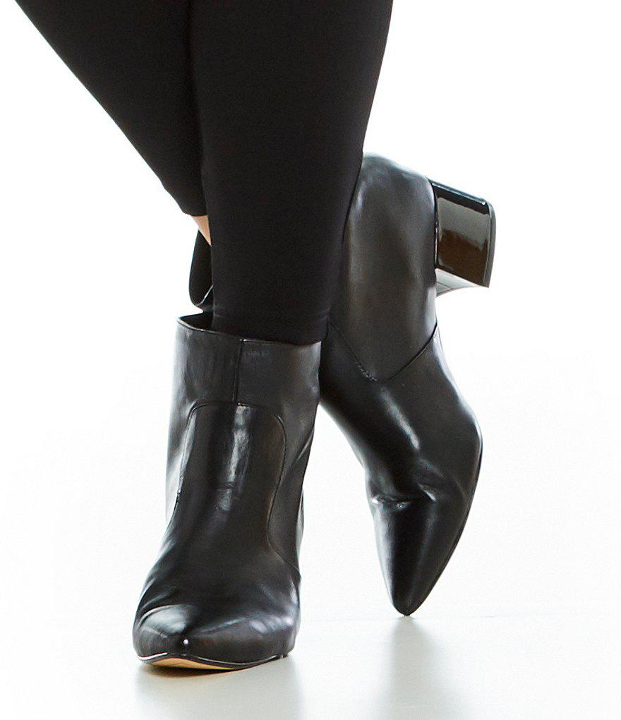 Karl Lagerfeld Leather Boots caHz6o