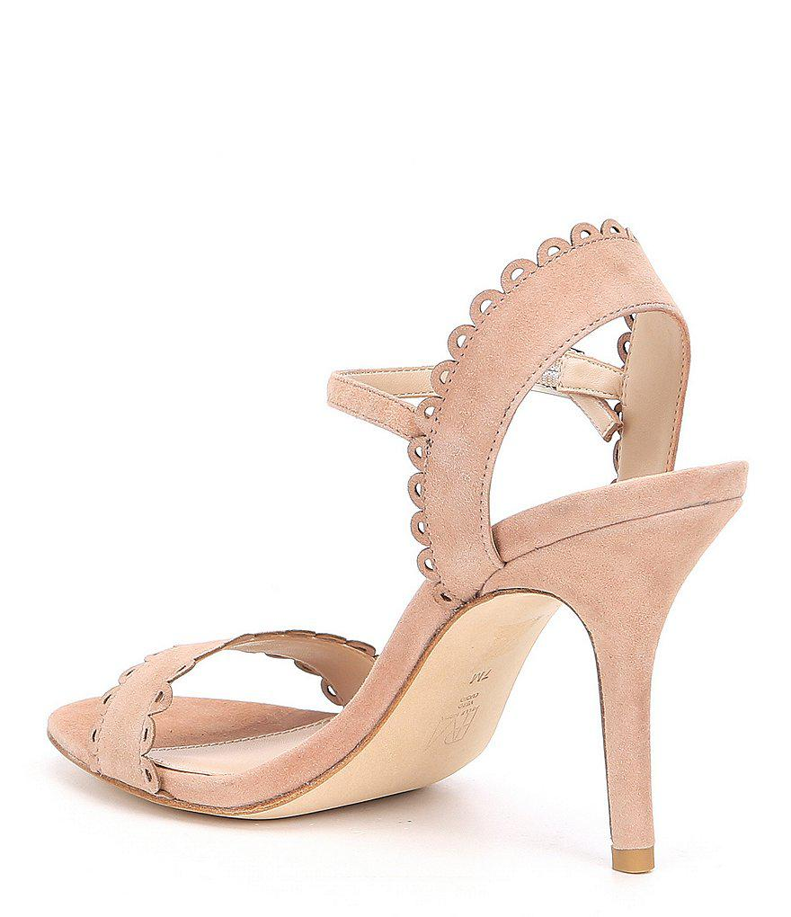 Karen Suede Dress Sandals G4R7Jb