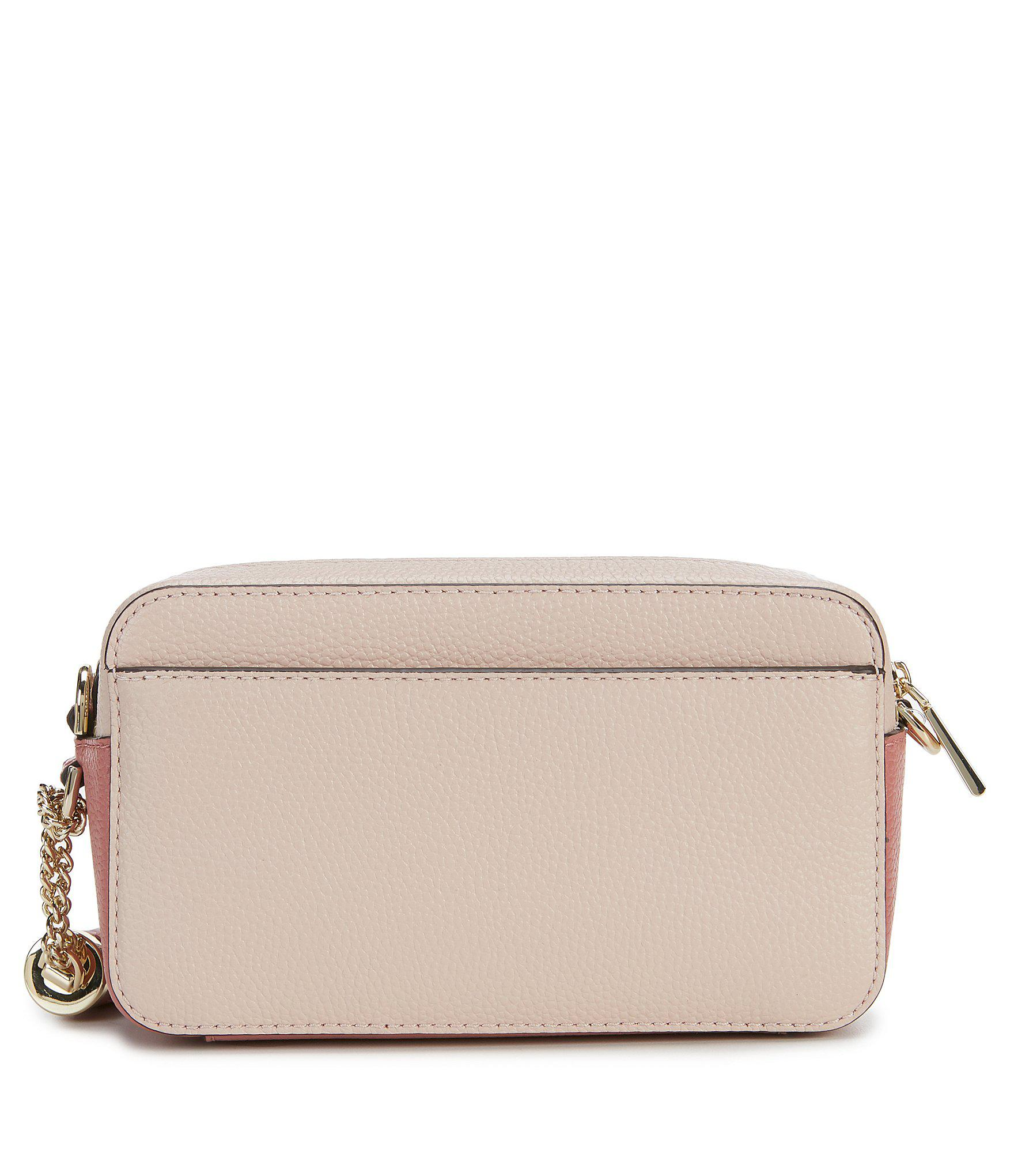 7f442c7e5ded58 MICHAEL Michael Kors - Multicolor Small Colorblock Pocket Camera Cross-body  Bag - Lyst. View fullscreen