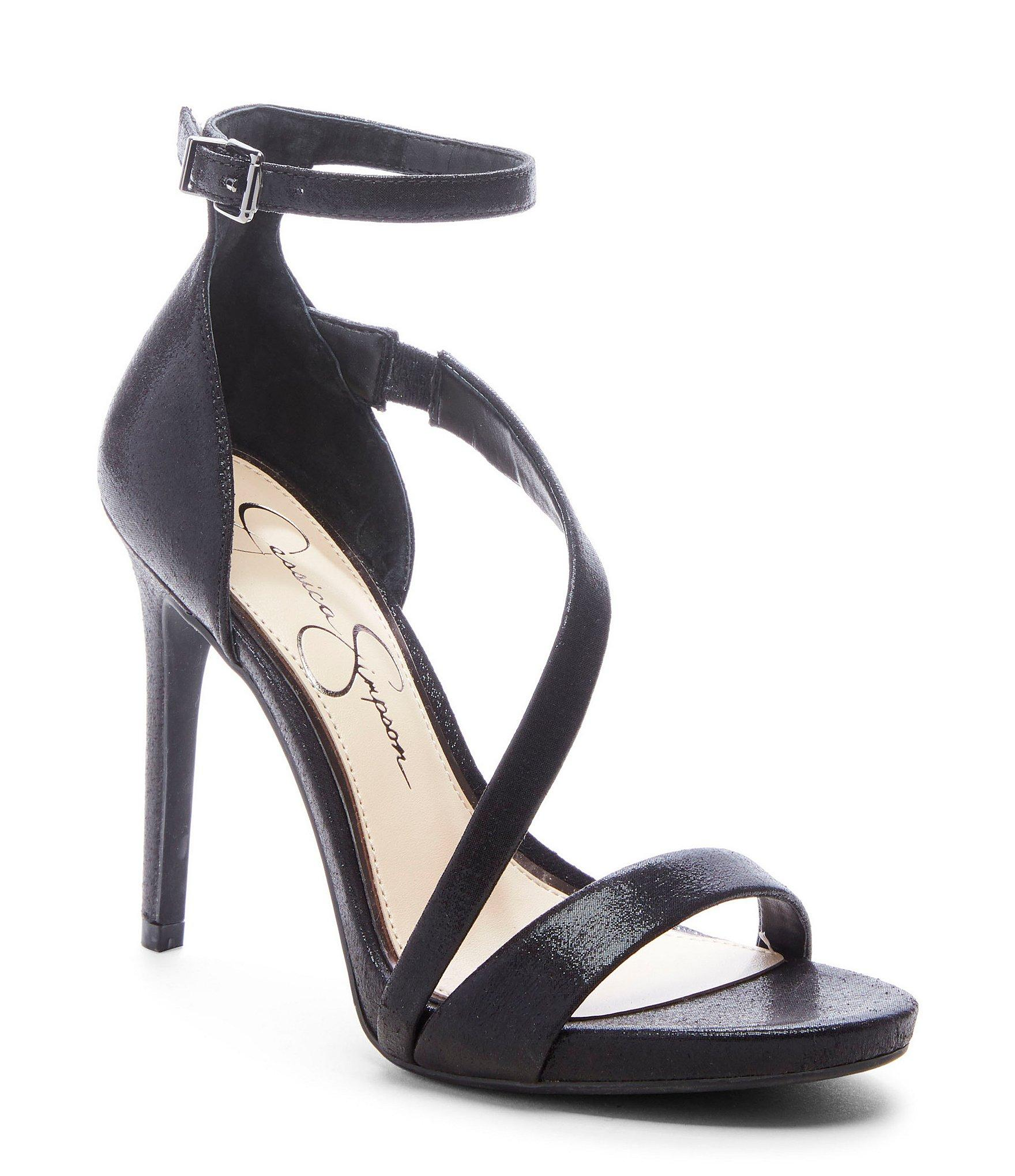 9740be5cc06 Lyst - Jessica Simpson Rayli2 Strappy Dress Sandals in Black
