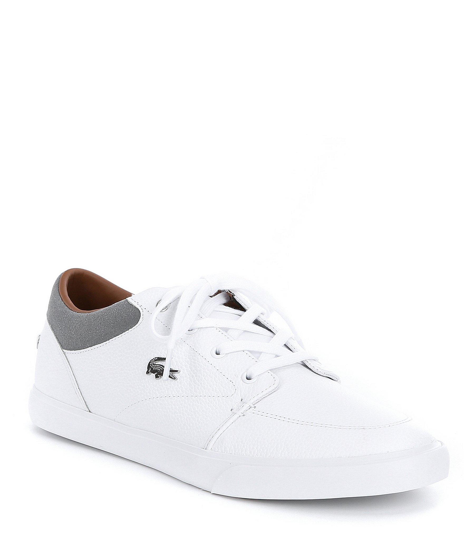 687fb1c4c Lyst - Lacoste Men s Bayliss 118 Sneakers in Gray for Men