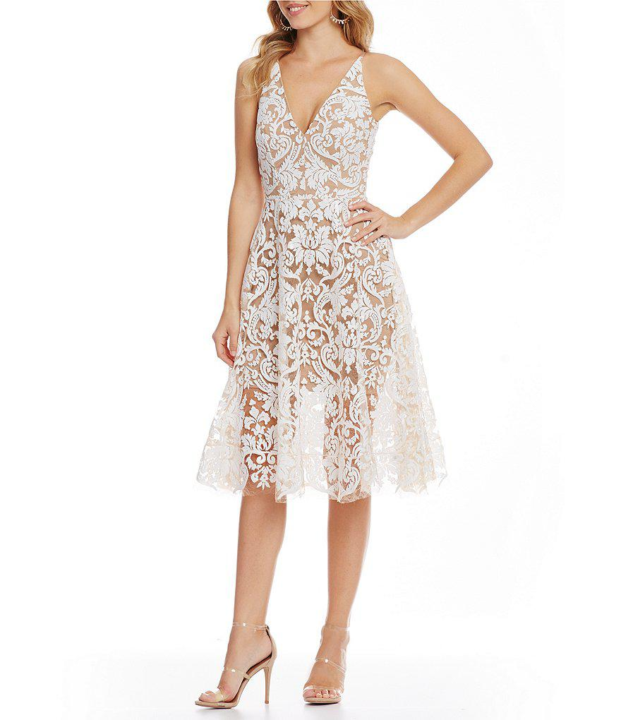 Gallery. Previously sold at  Dillard s · Women s Lace Dresses Women s Sequin  ... 55b80d852