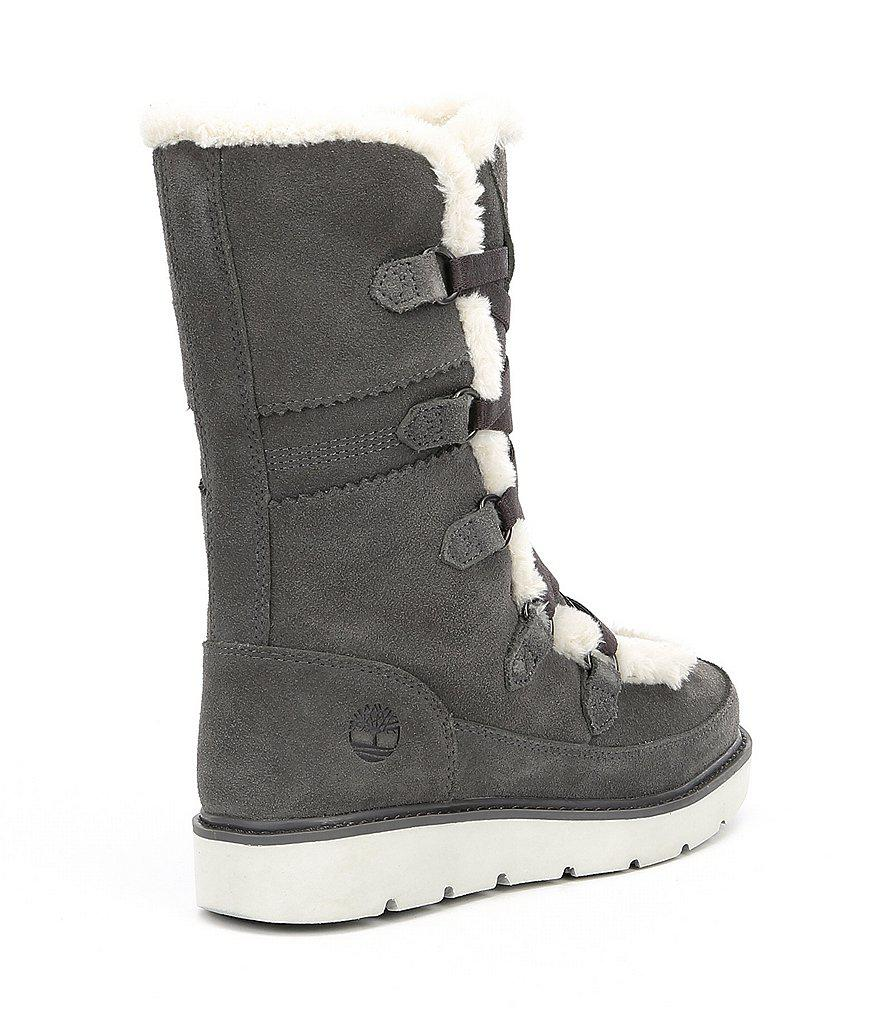 Timberland Multicolor Women's Kenniston Muk Tall Boots