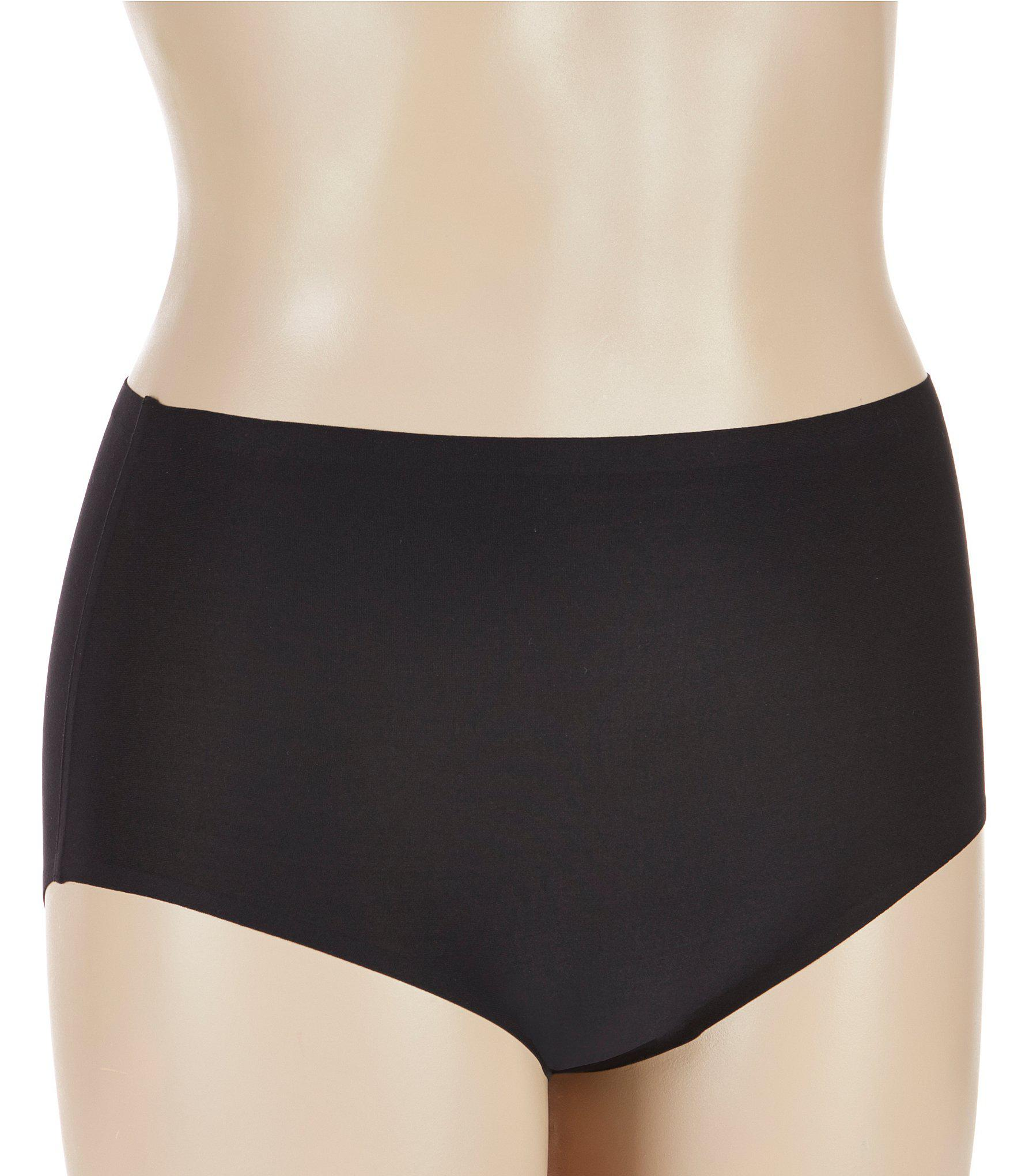8a43e805549eb Lyst - Chantelle Seamless Soft Stretch Brief Panty in Black